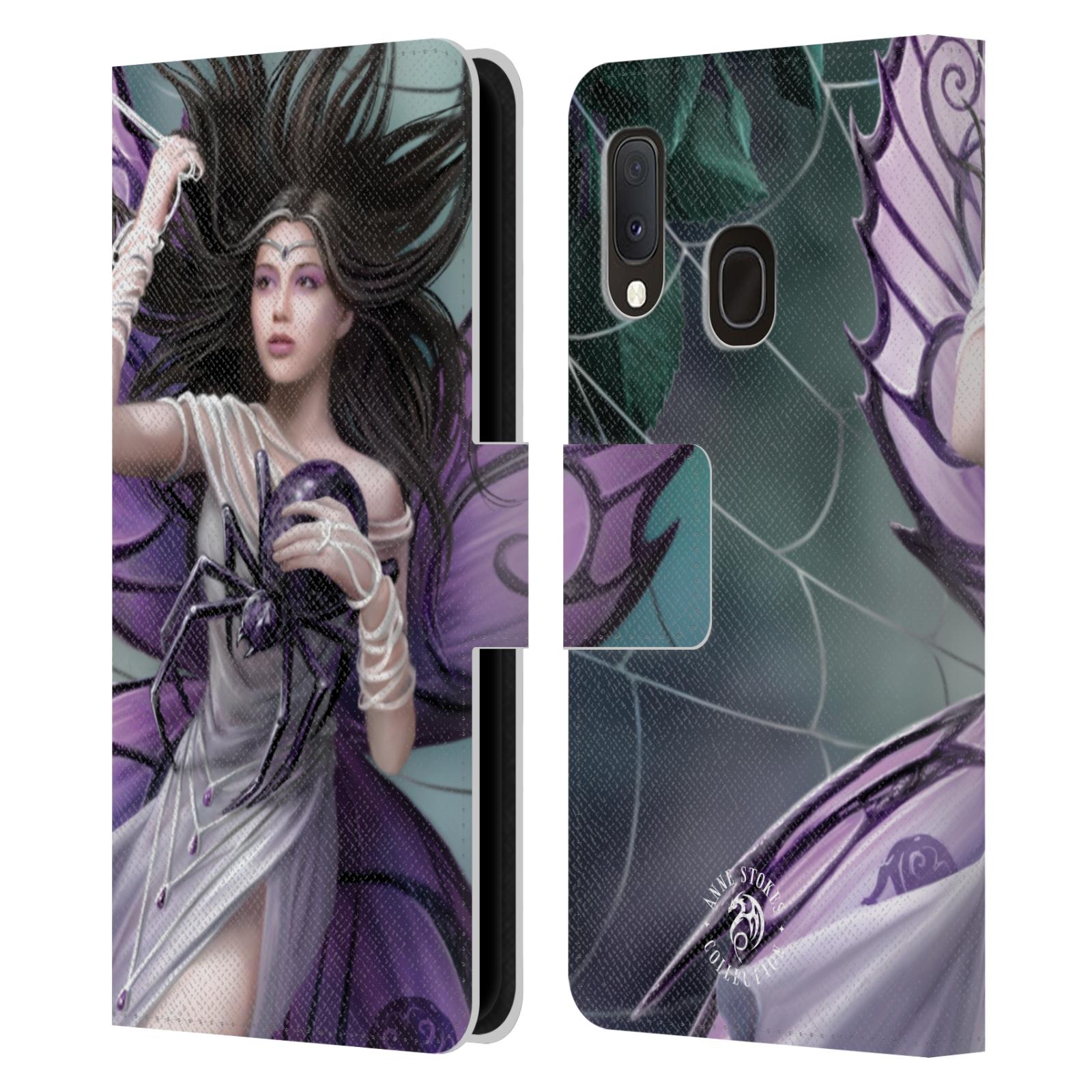 Pouzdro na mobil Samsung Galaxy A20e - Head Case - fantasy - žena svůdnice