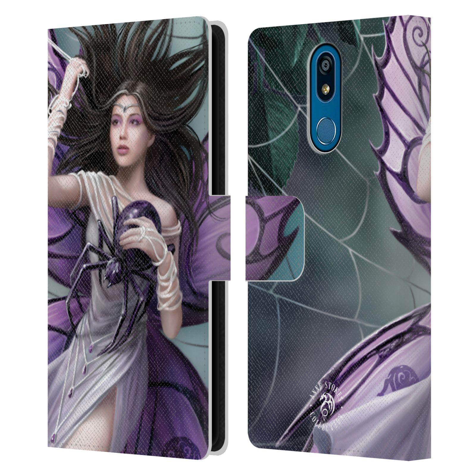 Pouzdro na mobil LG K40 - Head Case - fantasy - žena svůdnice