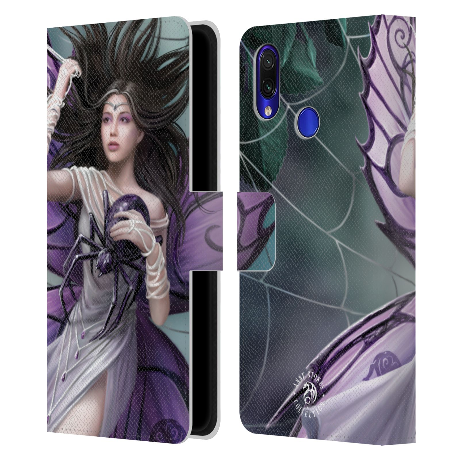 Pouzdro na mobil Xiaomi Redmi Note 7 / Note 7 PRO - Head Case - fantasy - žena svůdnice