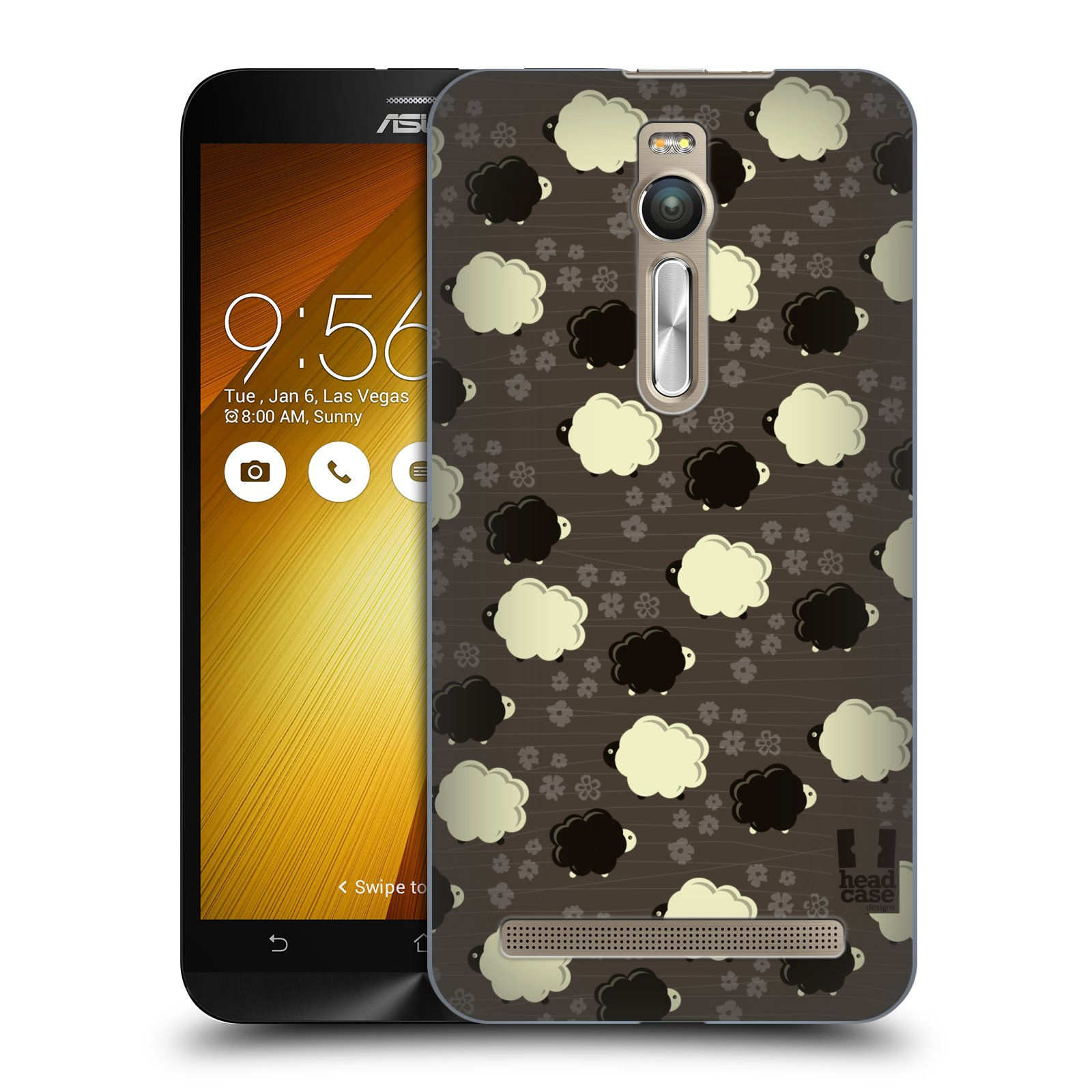 HEAD CASE DESIGNS ANIMAL PATTERN HARD BACK CASE FOR ONEPLUS ASUS AMAZON