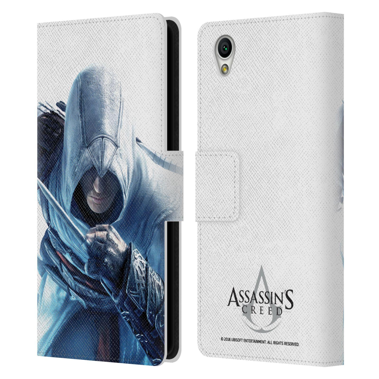 Pouzdro na mobil Sony Xperia L1 - Head Case - Assasins Creed zahalený Altar