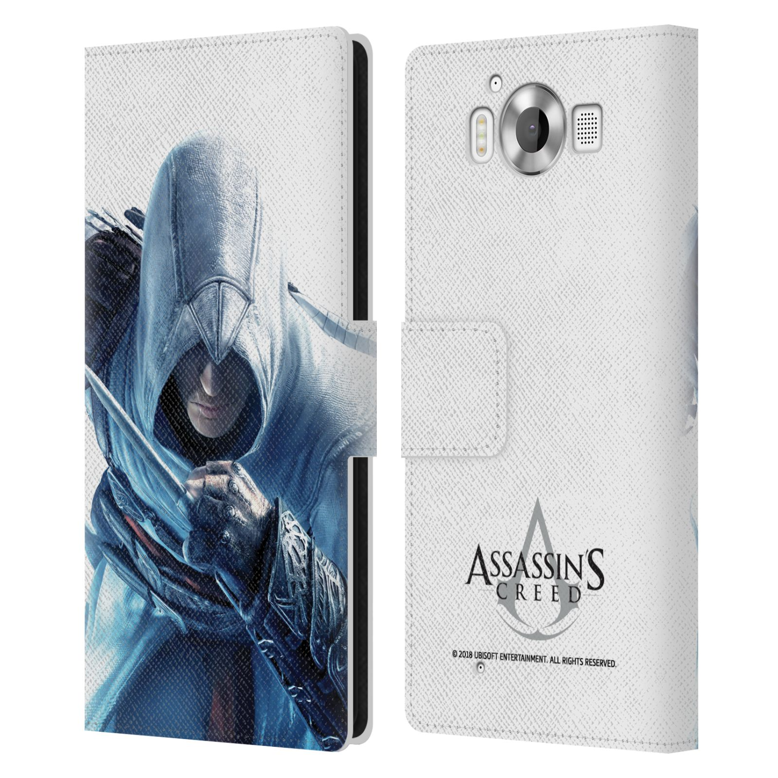 Pouzdro na mobil Nokia Lumia 950 - Head Case - Assasins Creed zahalený Altar