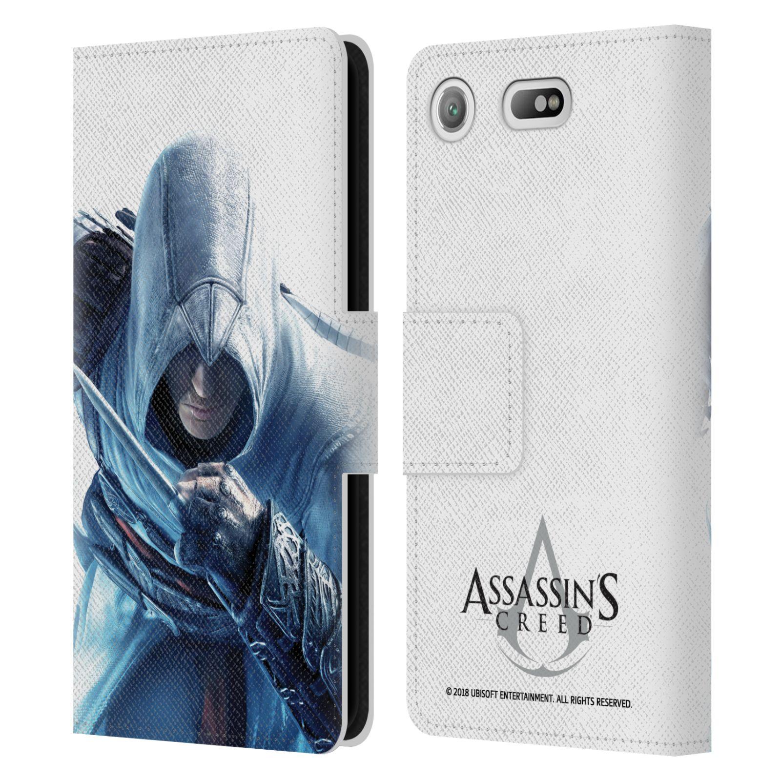 Pouzdro na mobil Sony Xperia XZ1 Compact - Head Case - Assasins Creed zahalený Altar