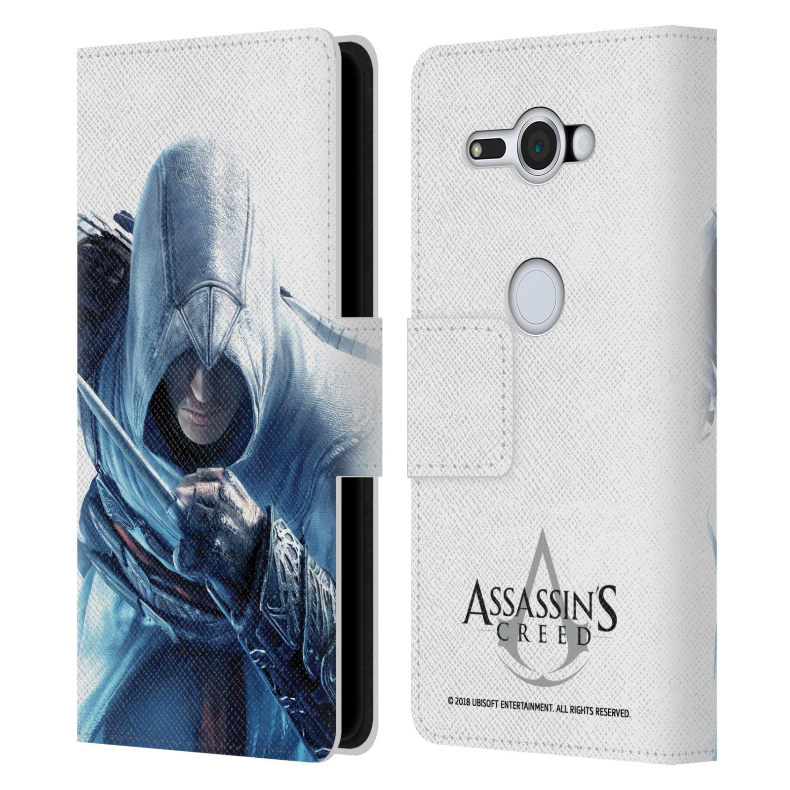 Pouzdro na mobil Sony Xperia XZ2 Compact - Head Case - Assasins Creed zahalený Altar