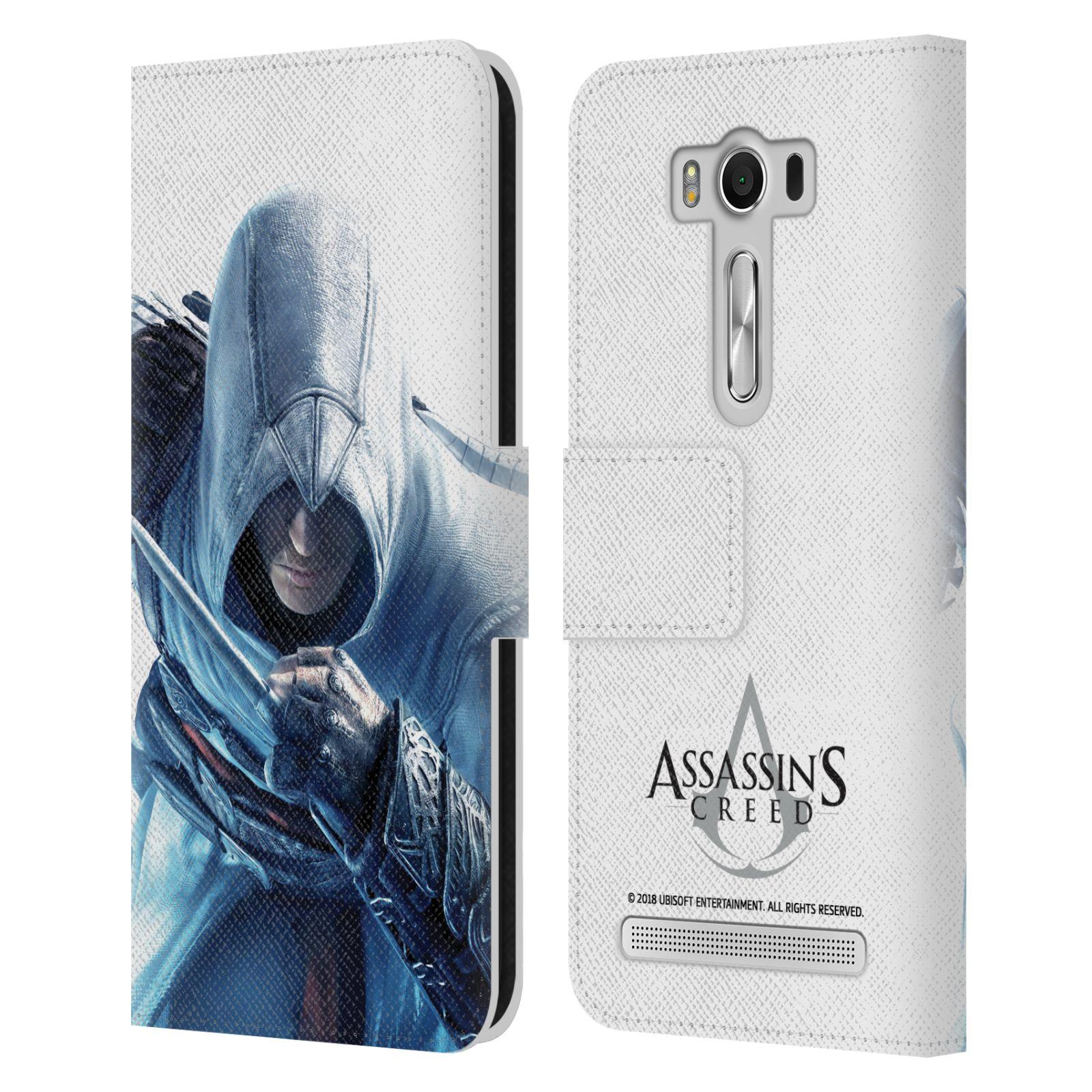 Pouzdro na mobil Asus Zenfone 2 Laser ZE500KL - Head Case - Assasins Creed zahalený Altar