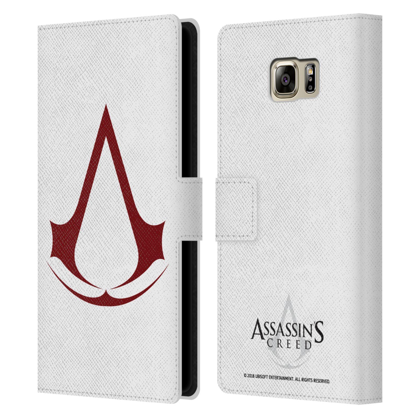 Pouzdro na mobil Samsung Galaxy NOTE 5 - Head Case - Assasins Creed znak