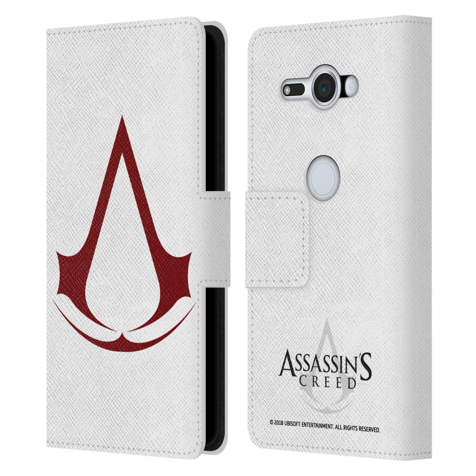 Pouzdro na mobil Sony Xperia XZ2 Compact - Head Case - Assasins Creed znak