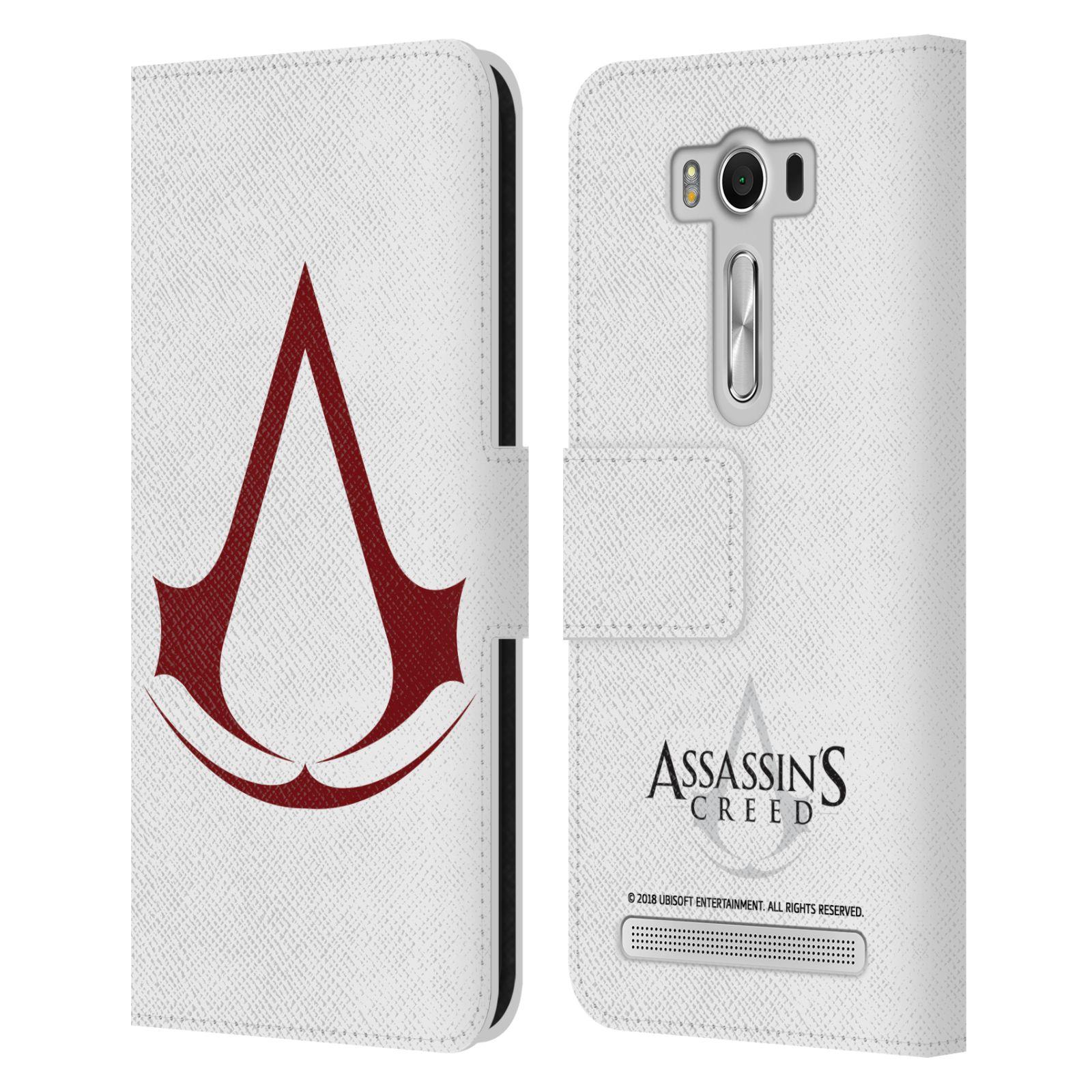 Pouzdro na mobil Asus Zenfone 2 Laser ZE500KL - Head Case - Assasins Creed znak