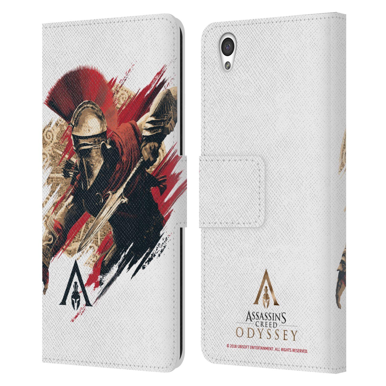 Pouzdro na mobil OnePlus X - Head Case - Assassins Creed Odyssey Alexios v boji