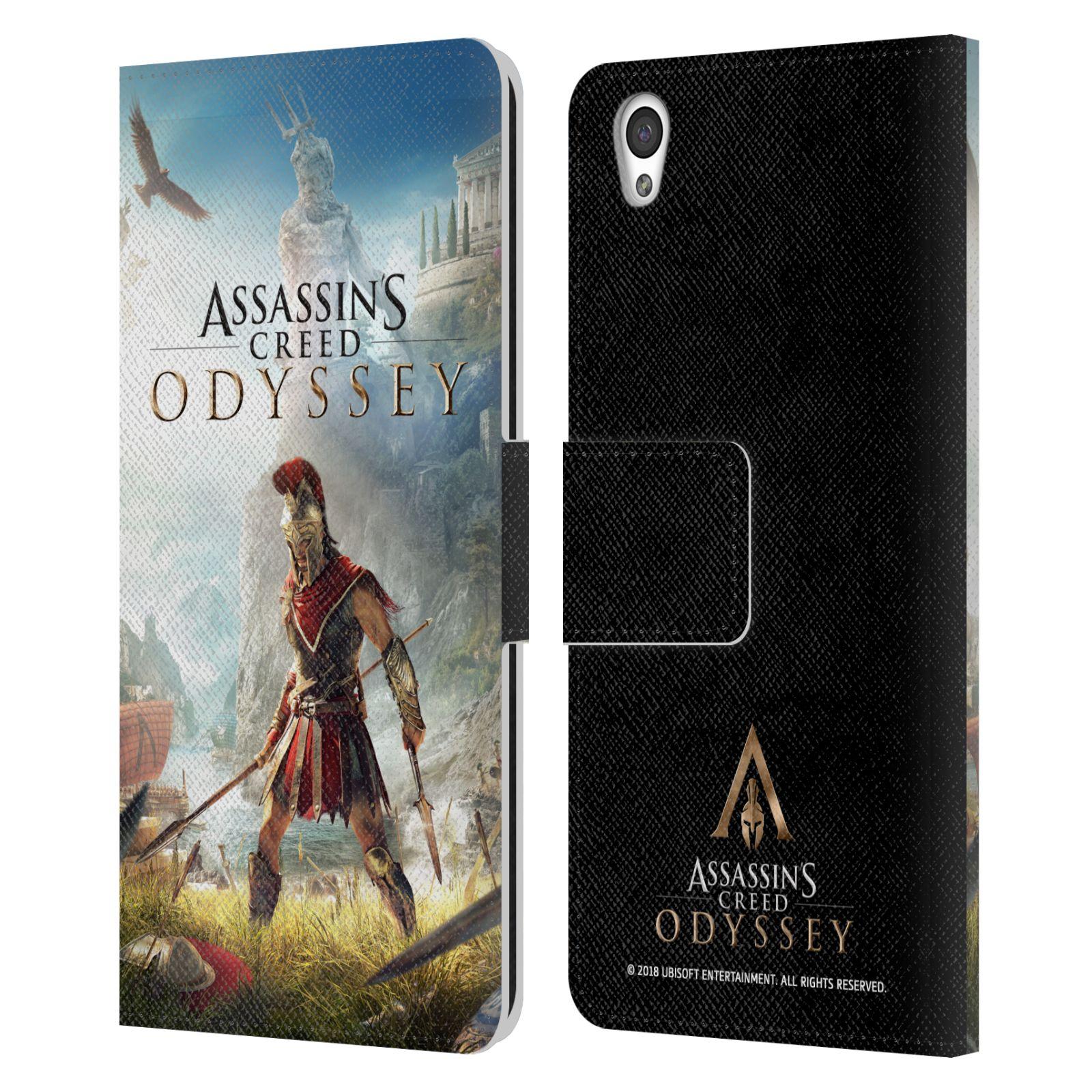 Pouzdro na mobil OnePlus X - Head Case - Assassins Creed Odyssey Alexios