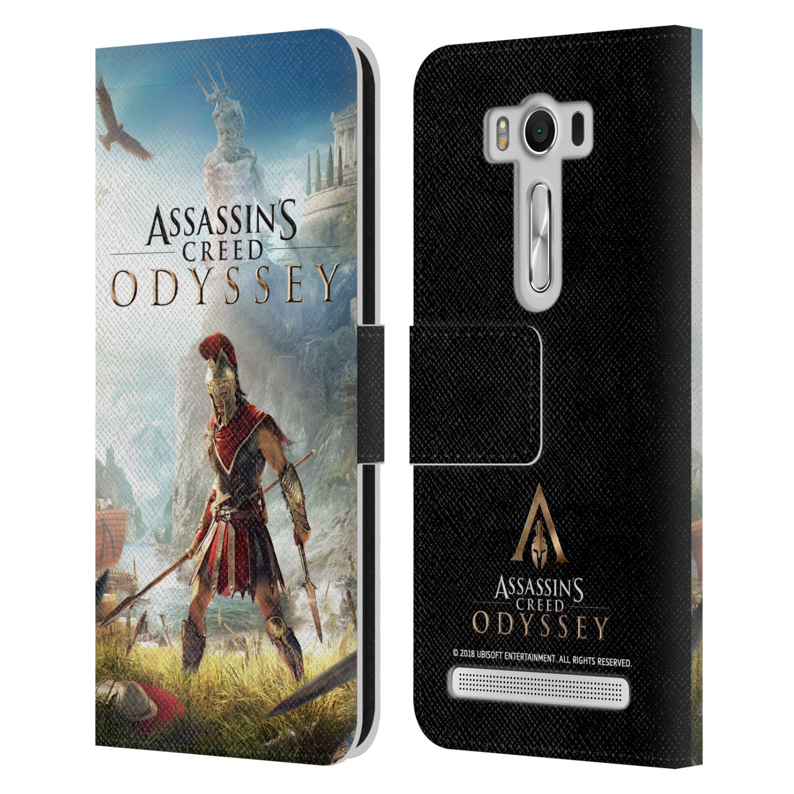 Pouzdro na mobil Asus Zenfone 2 Laser ZE500KL - Head Case - Assassins Creed Odyssey Alexios