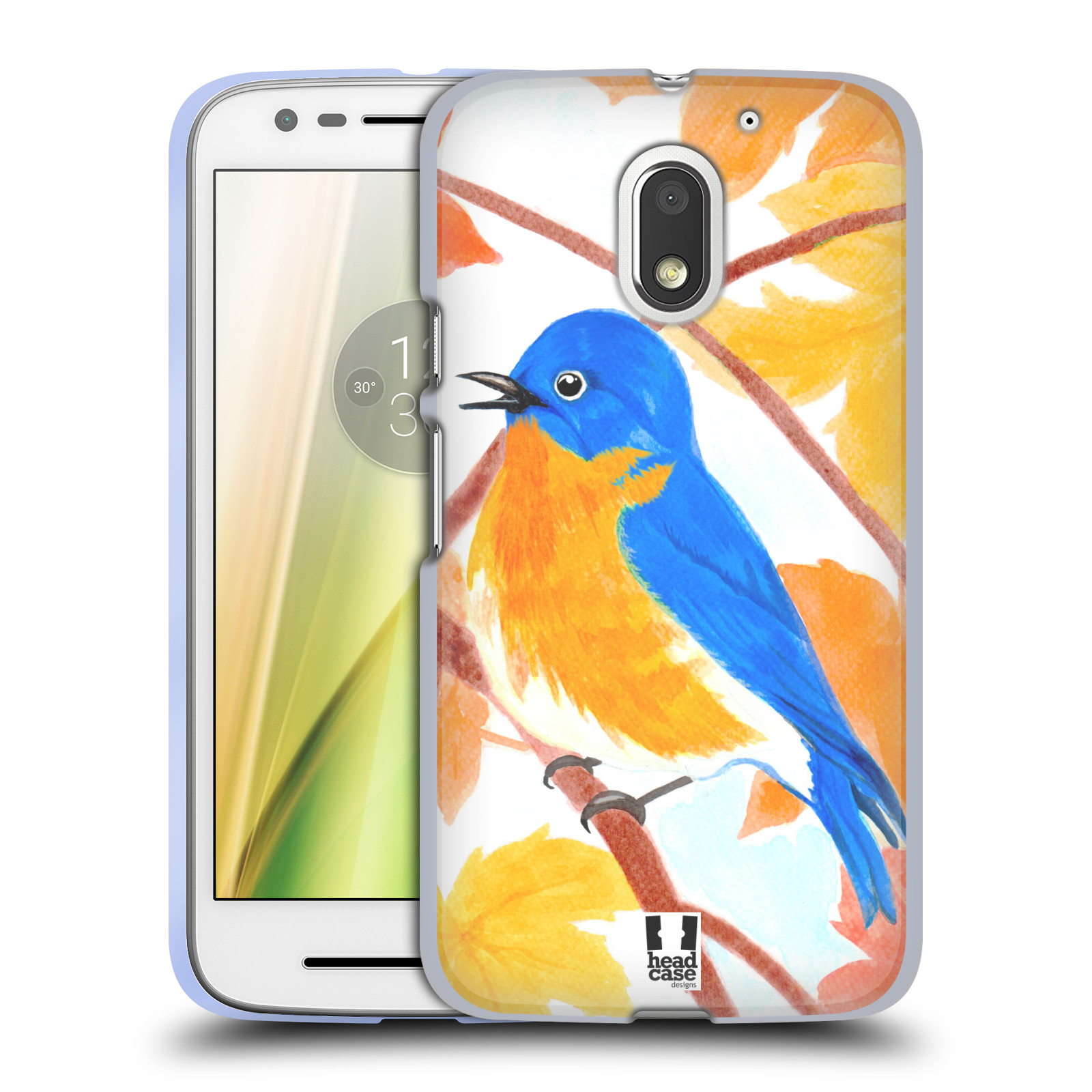 HEAD-CASE-DESIGNS-AUTUMN-BIRDS-SOFT-GEL-CASE-FOR-MOTOROLA-MOTO-E3-POWER