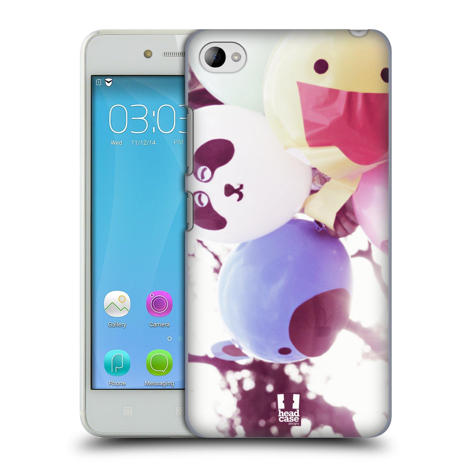 HEAD CASE pevný plastový obal na mobil LENOVO S90 vzor Balónková zvířátka foto sen