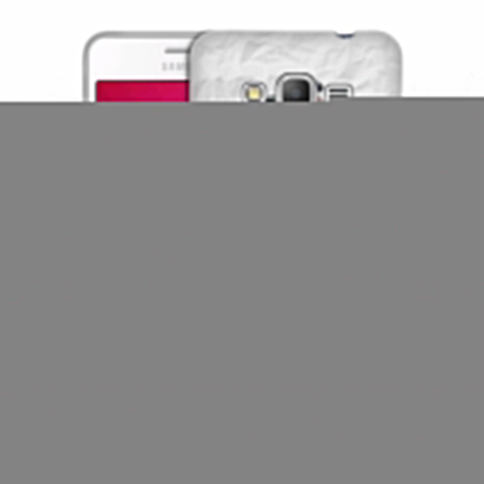 HEAD CASE silikonový obal na mobil Samsung Galaxy GRAND PRIME vzor Retro kola VELKÉ KOLO