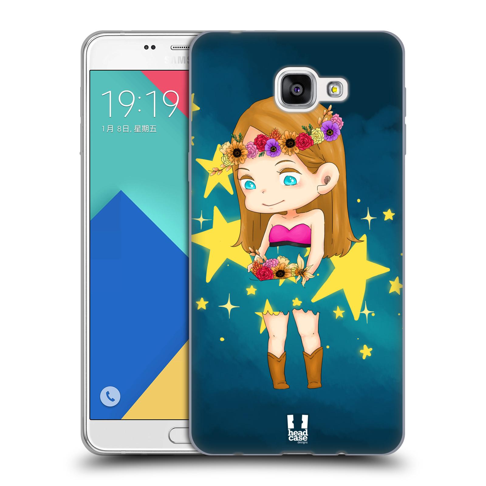 Pouzdro A Obal Na Mobil Head Case Silikonovy Obal Na Mobil Samsung