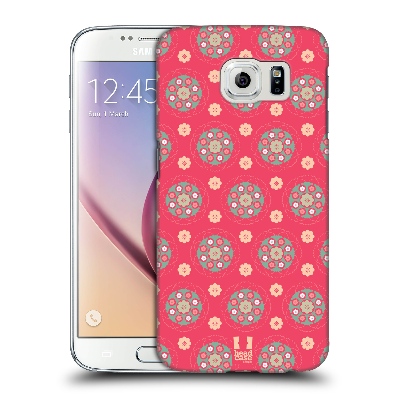 Head case designs bohemian patterns hard back case for for Cell phone cover design ideas