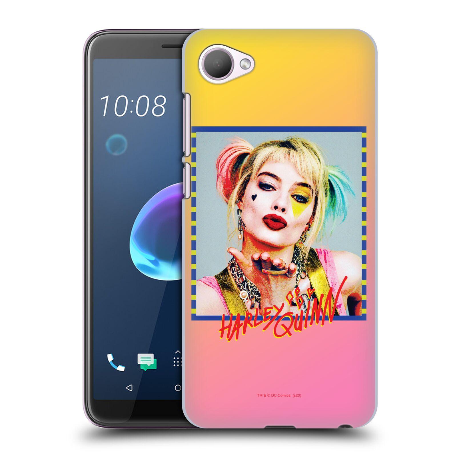 Pouzdro na mobil HTC Desire 12 / Desire 12 DUAL SIM - HEAD CASE - DC komix Harely Quinn