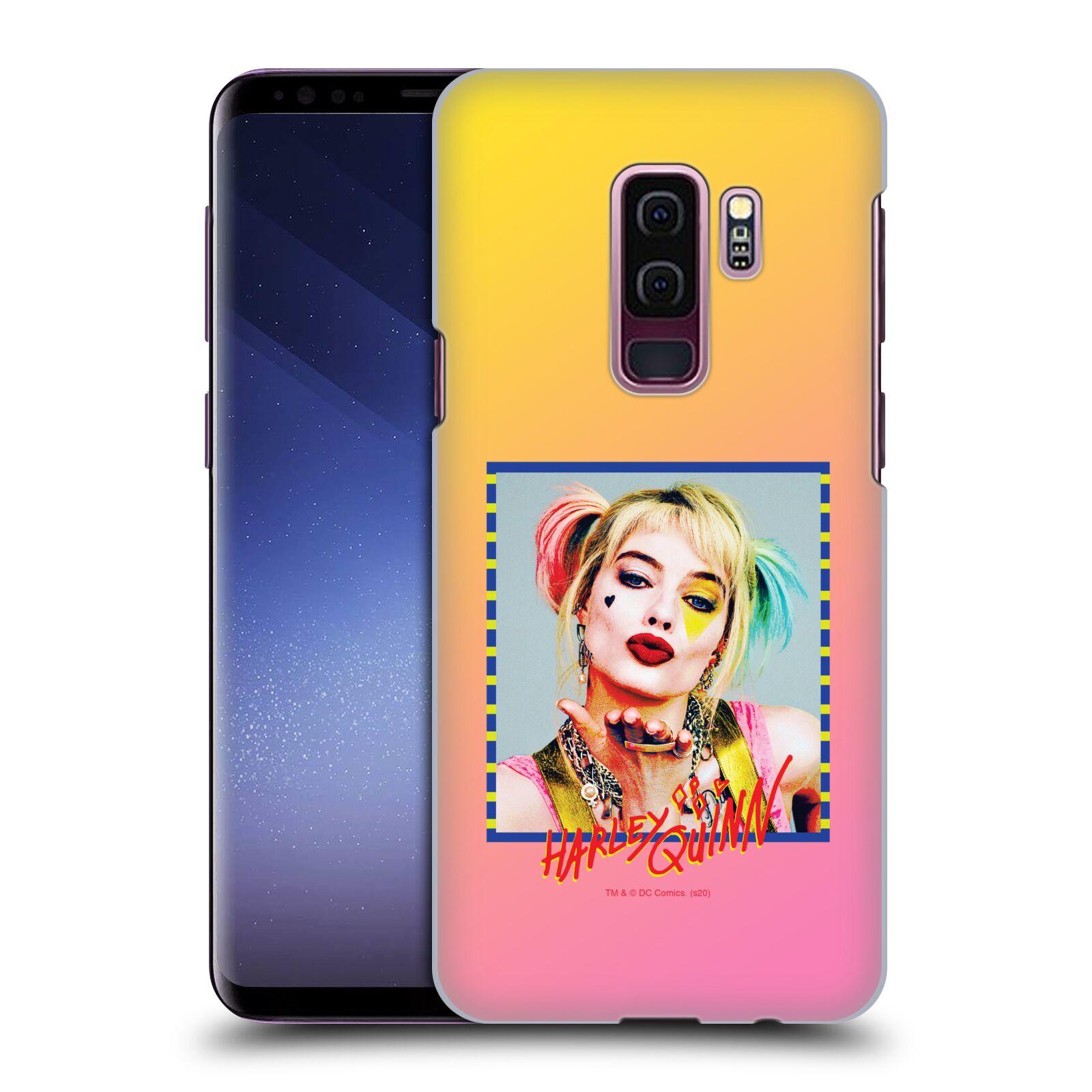 Pouzdro na mobil Samsung Galaxy S9+ / S9 PLUS - HEAD CASE - DC komix Harely Quinn