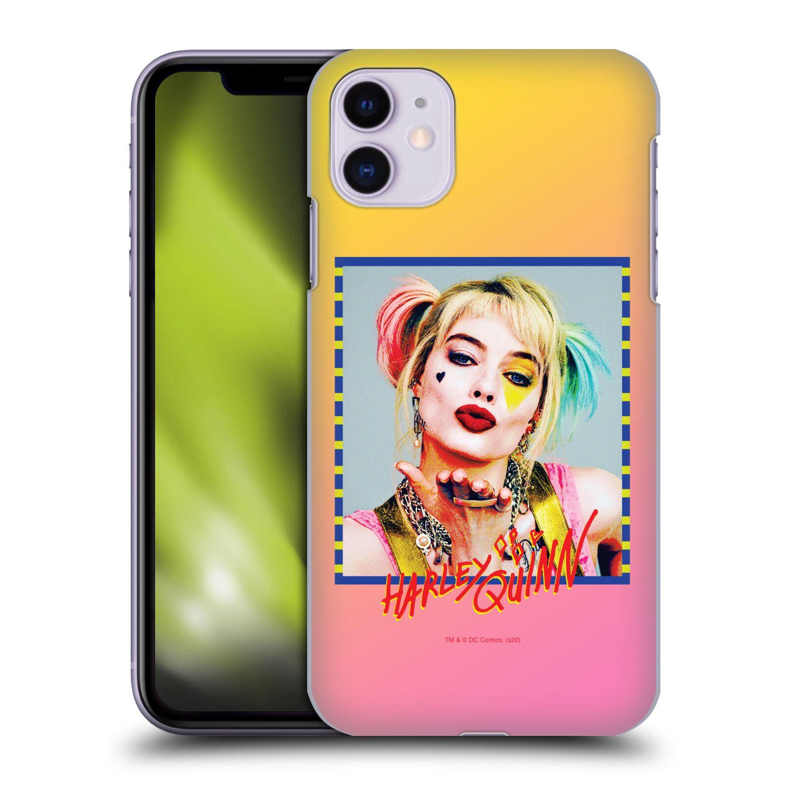 Pouzdro na mobil Apple Iphone 11 - HEAD CASE - DC komix Harely Quinn