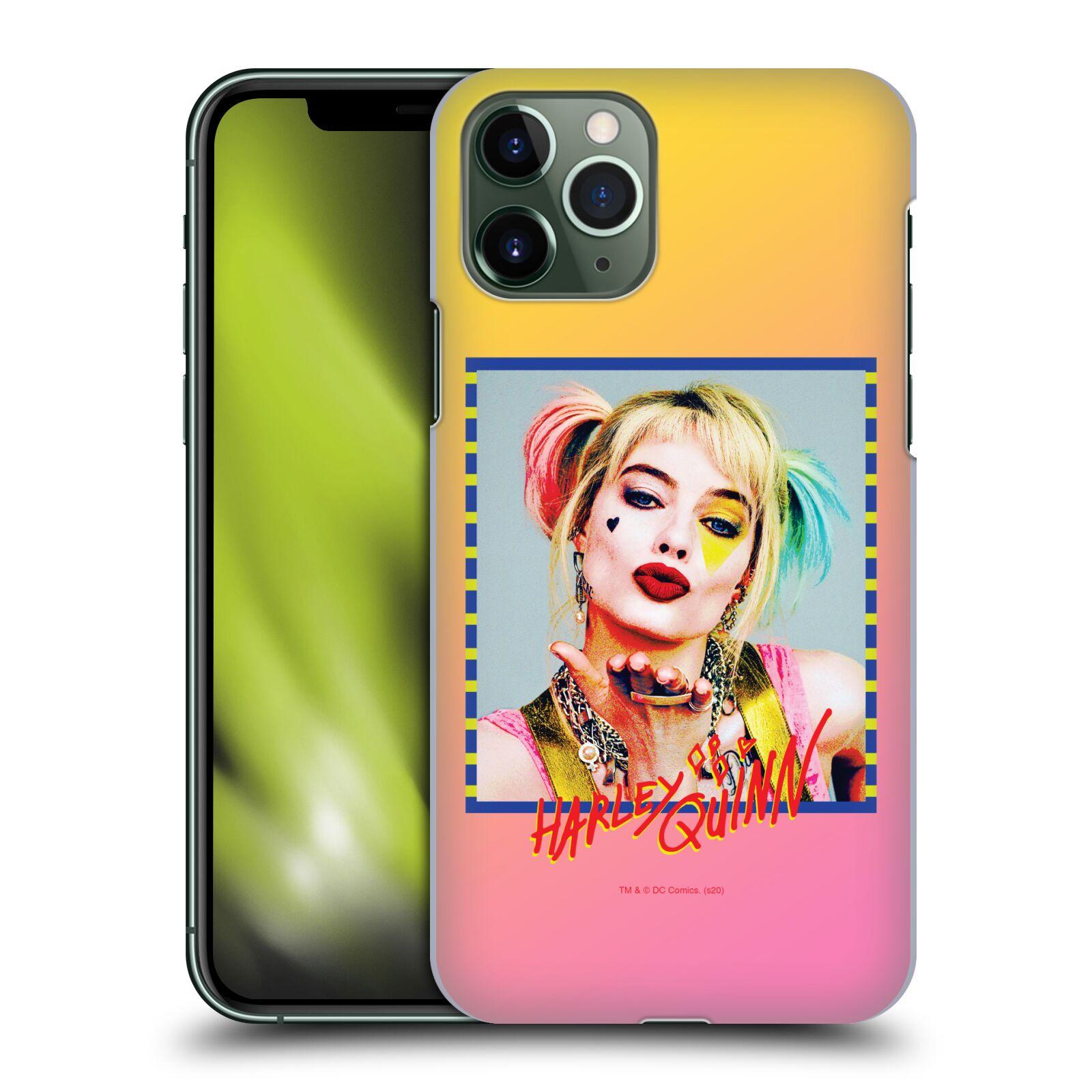 Pouzdro na mobil Apple Iphone 11 PRO - HEAD CASE - DC komix Harely Quinn