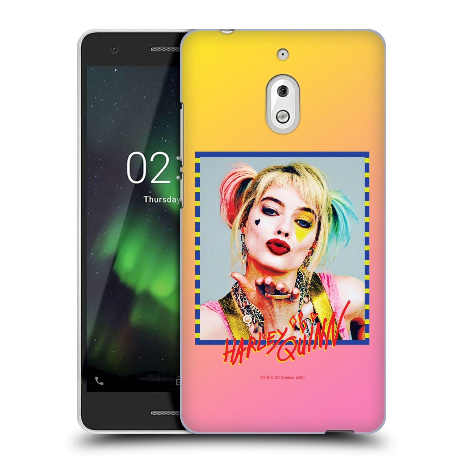 Pouzdro na mobil Nokia 2.1 - HEAD CASE - DC komix Harely Quinn