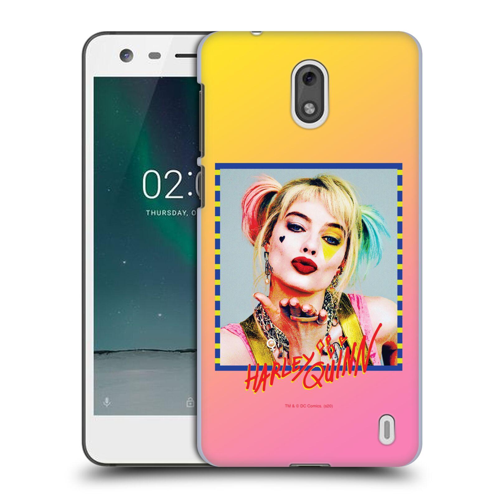 Pouzdro na mobil Nokia 2 - HEAD CASE - DC komix Harely Quinn