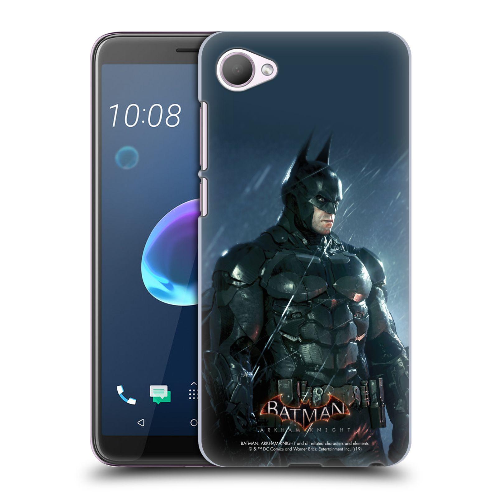 Pouzdro na mobil HTC Desire 12 / Desire 12 DUAL SIM - HEAD CASE - Batman v dešti
