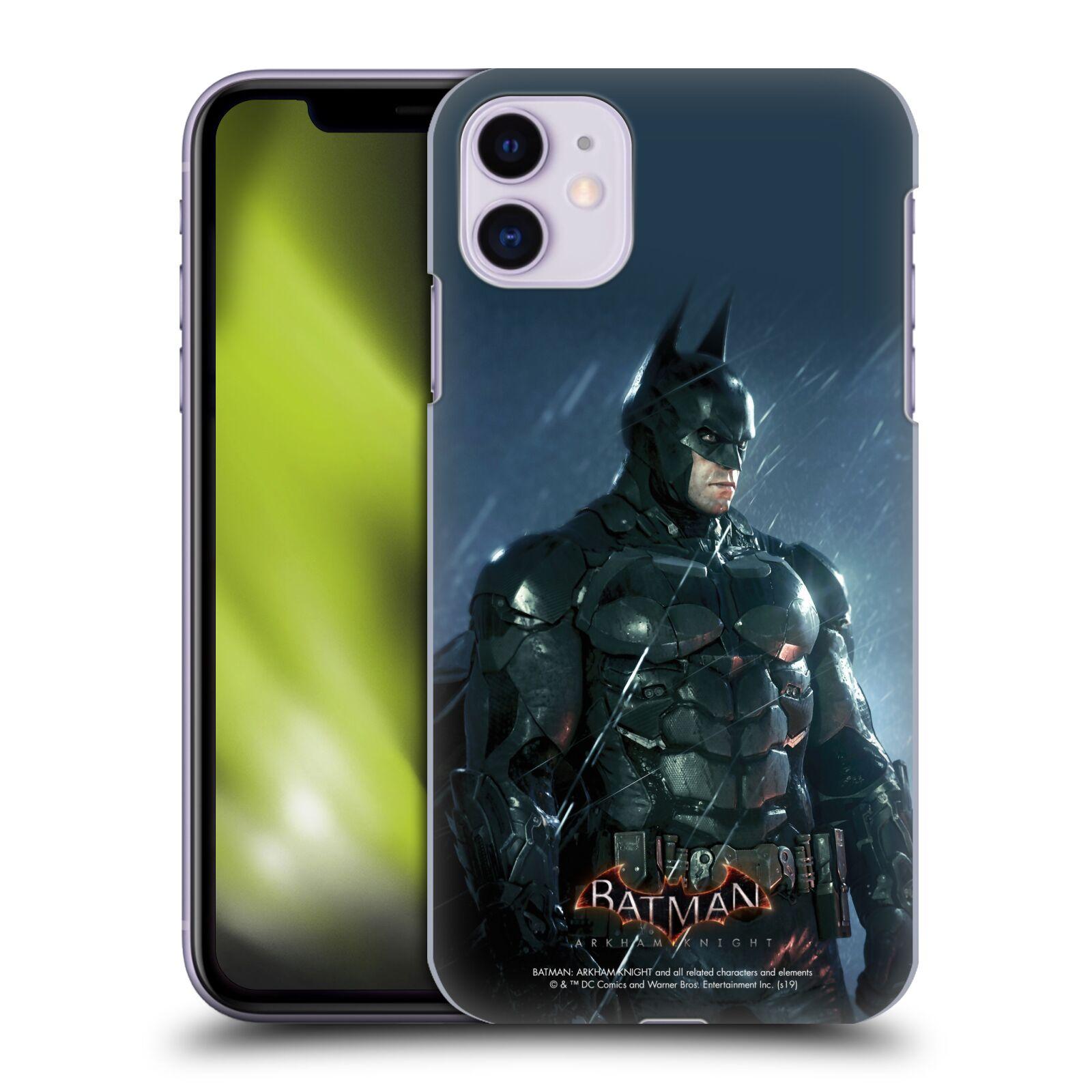 Pouzdro na mobil Apple Iphone 11 - HEAD CASE - Batman v dešti