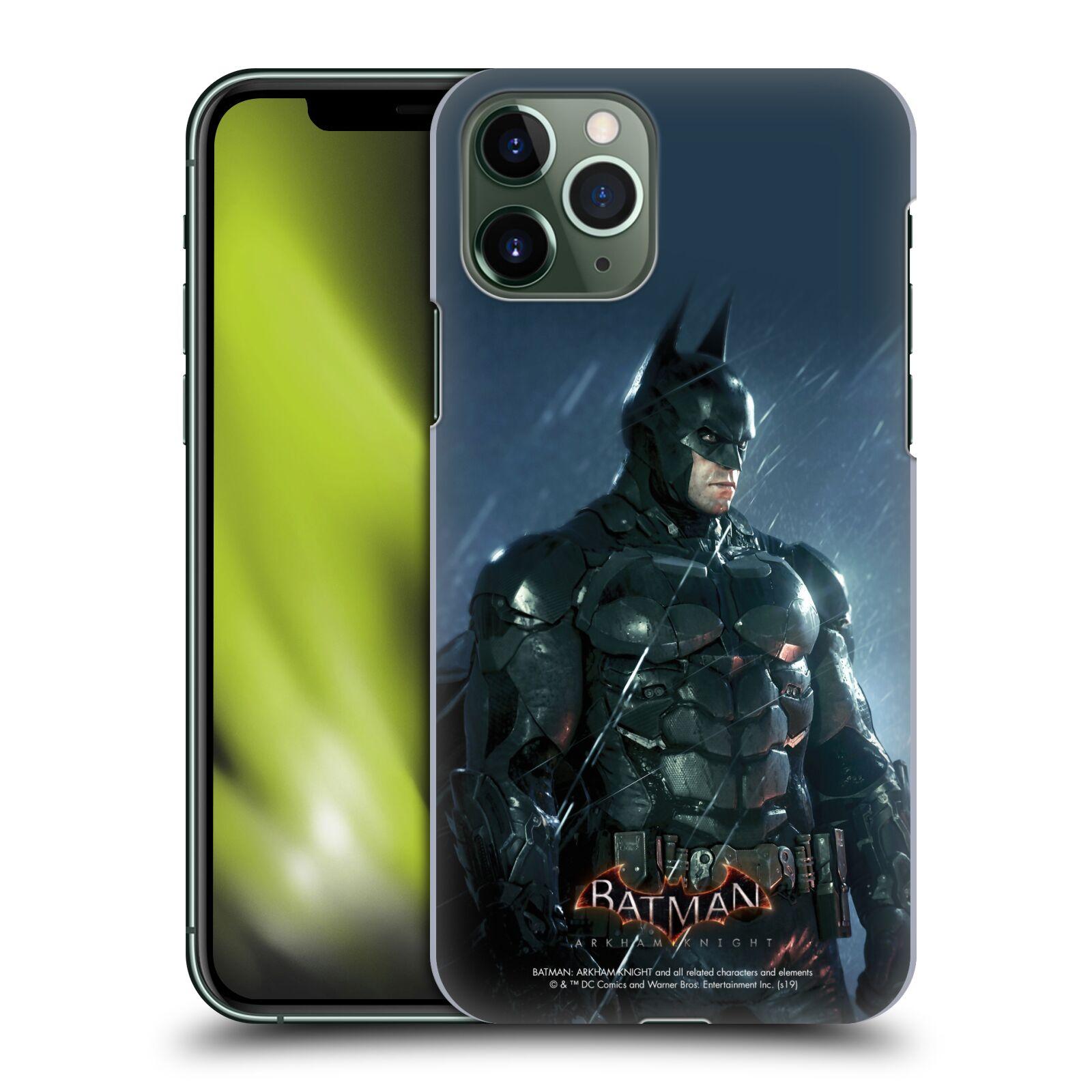 Pouzdro na mobil Apple Iphone 11 PRO - HEAD CASE - Batman v dešti