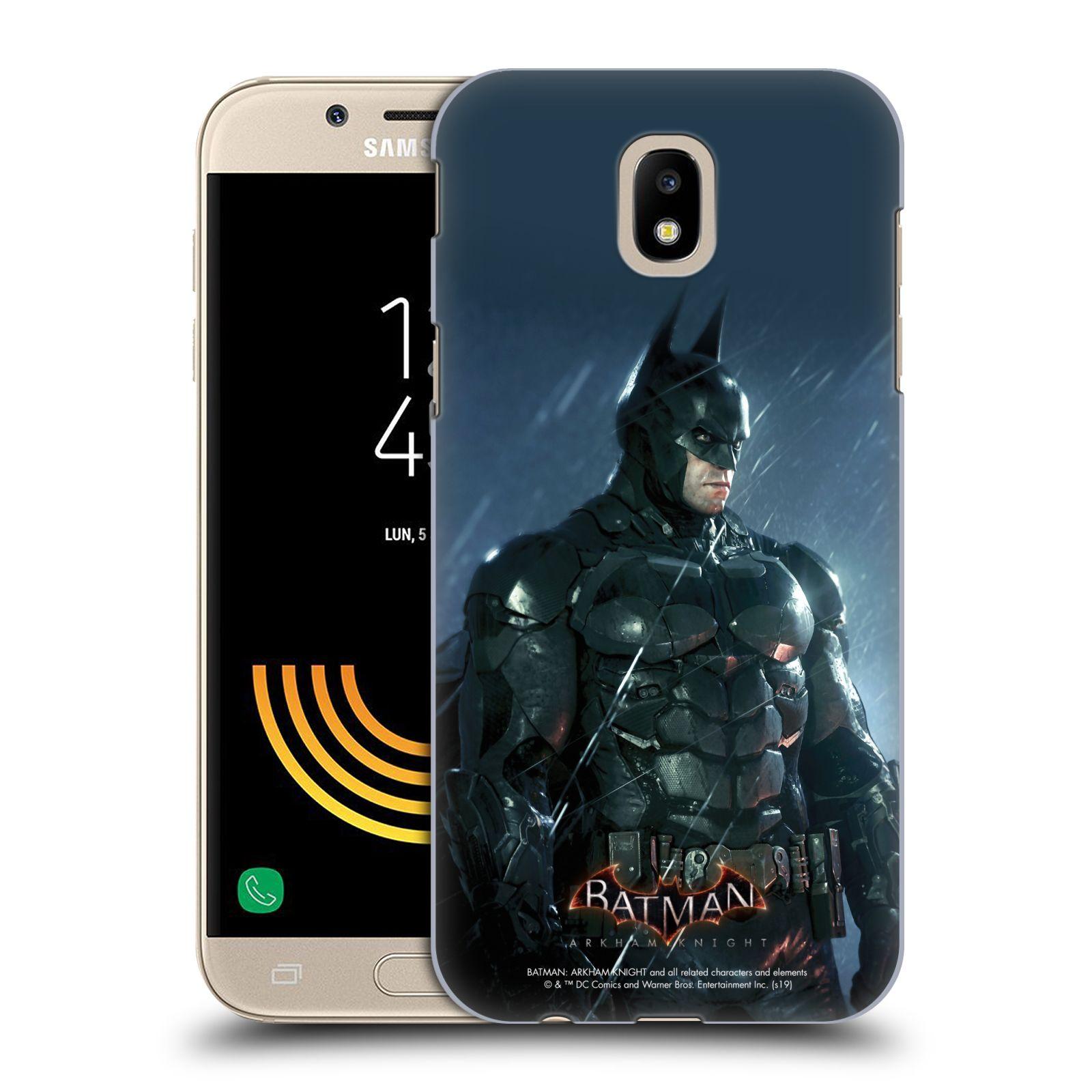 Pouzdro na mobil Samsung Galaxy J5 2017 - HEAD CASE - Batman v dešti