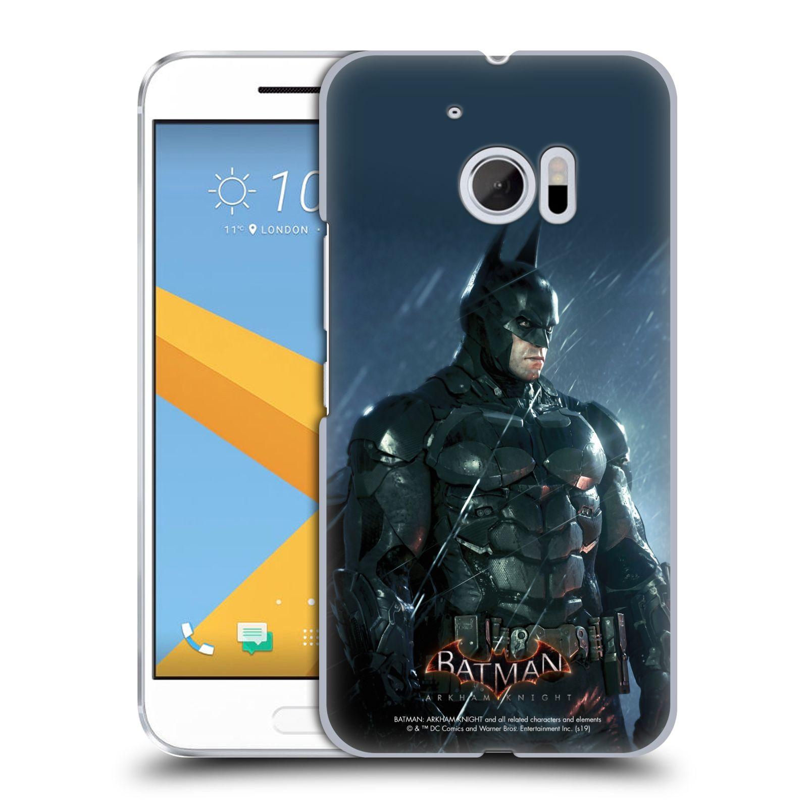 Pouzdro na mobil HTC 10 - HEAD CASE - Batman v dešti