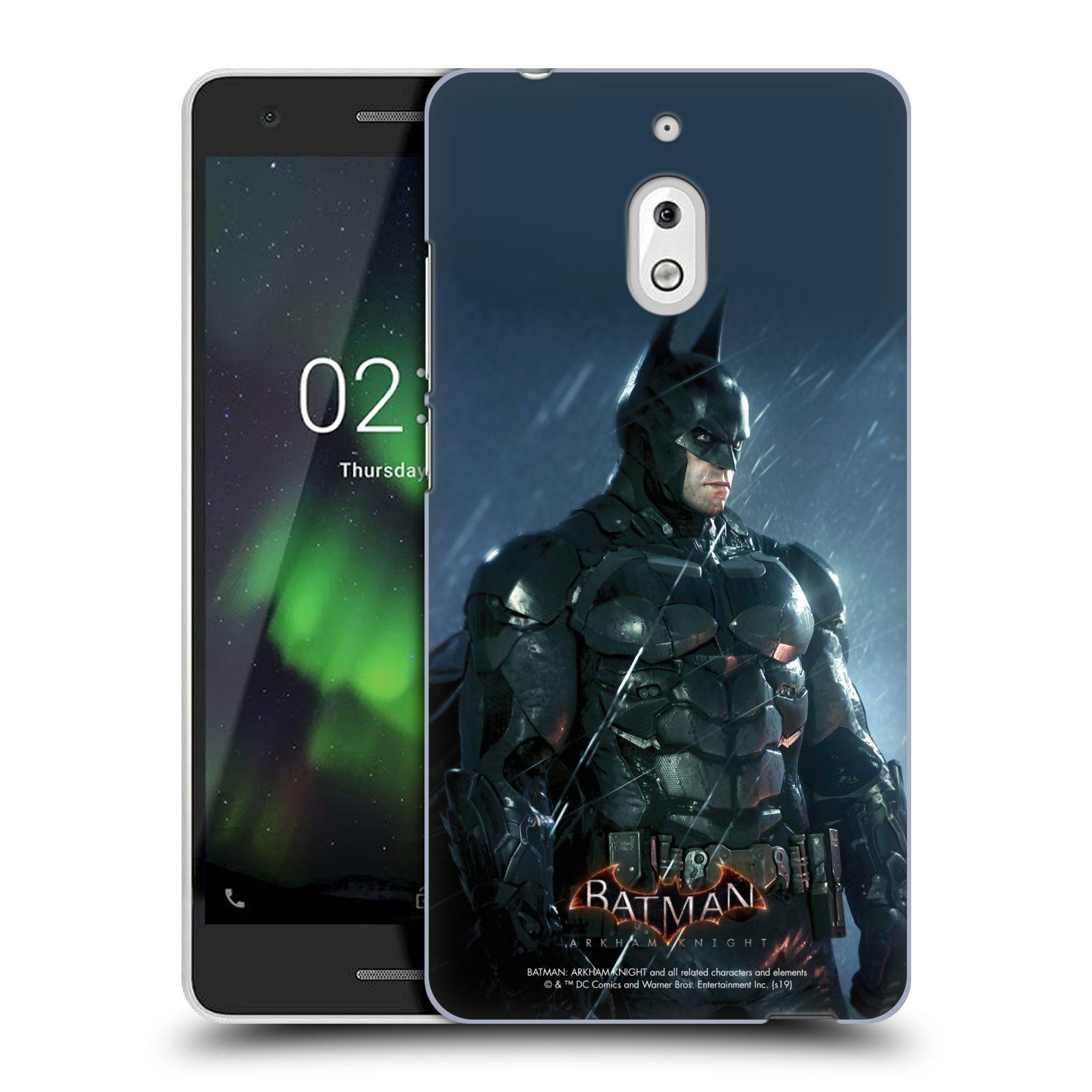 Pouzdro na mobil Nokia 2.1 - HEAD CASE - Batman v dešti