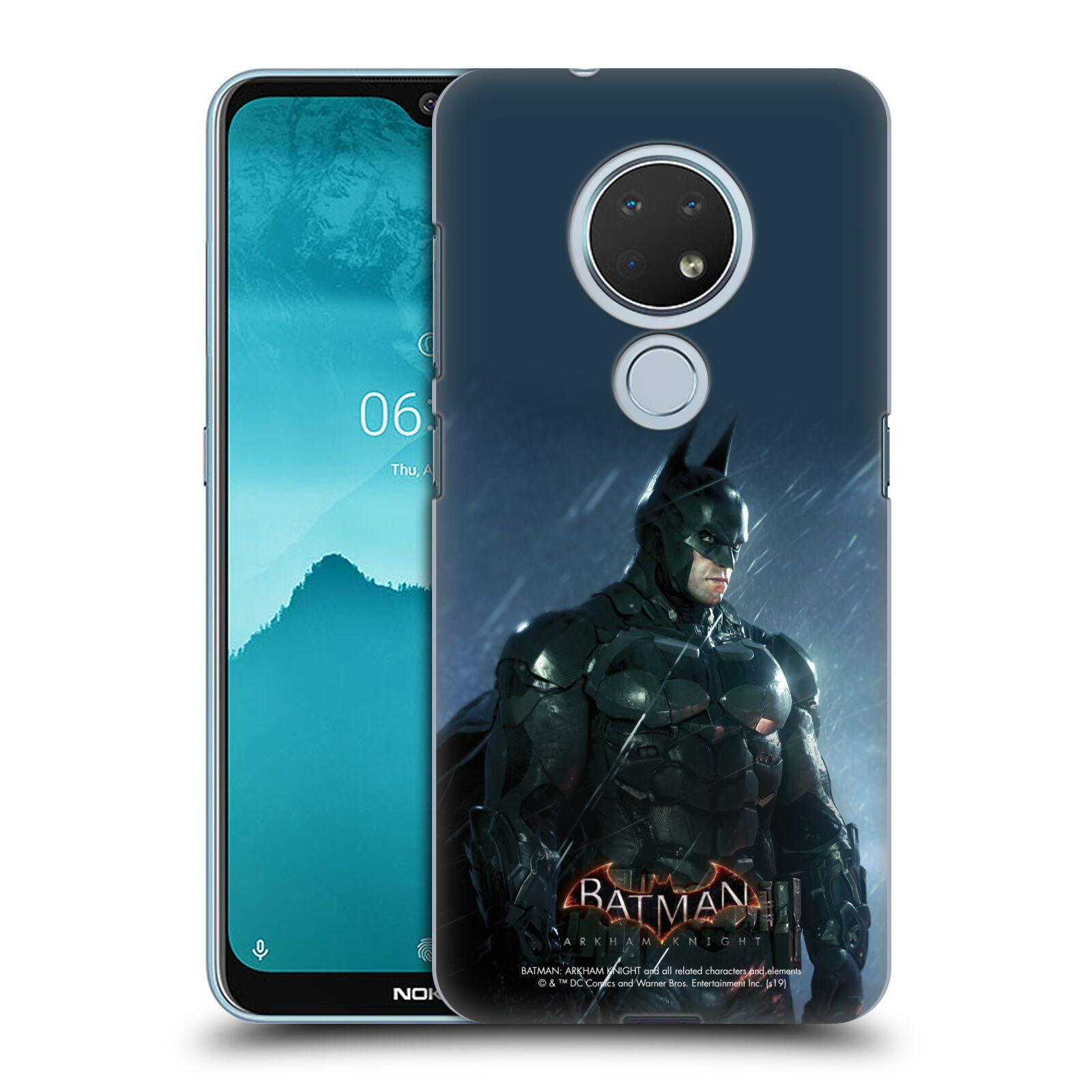Pouzdro na mobil Nokia 6.2 - HEAD CASE - Batman v dešti