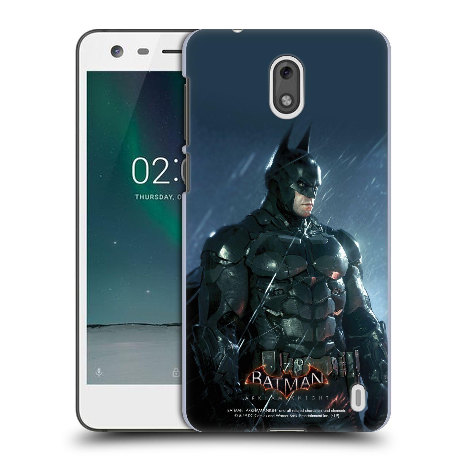 Pouzdro na mobil Nokia 2 - HEAD CASE - Batman v dešti