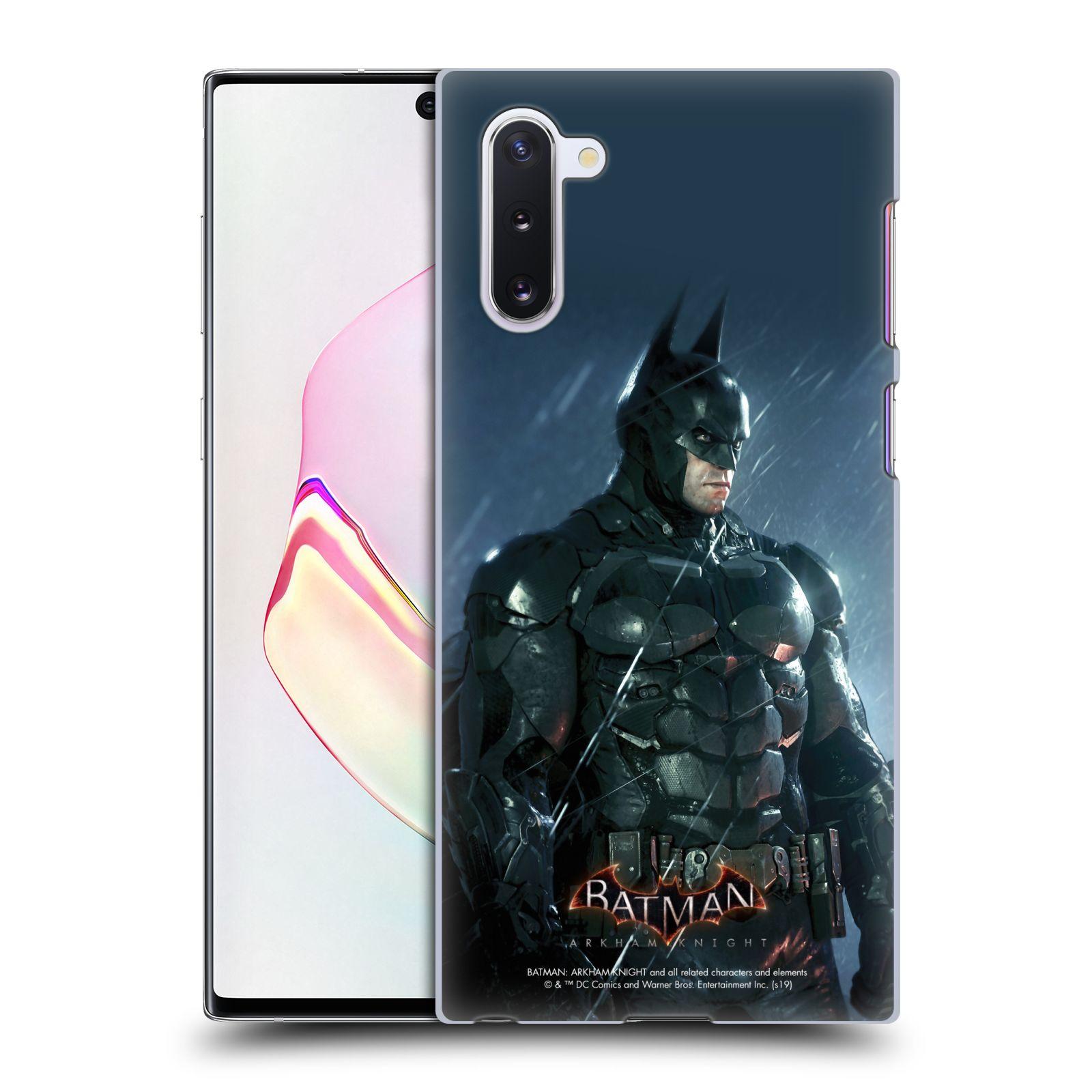 Pouzdro na mobil Samsung Galaxy Note 10 - HEAD CASE - Batman v dešti