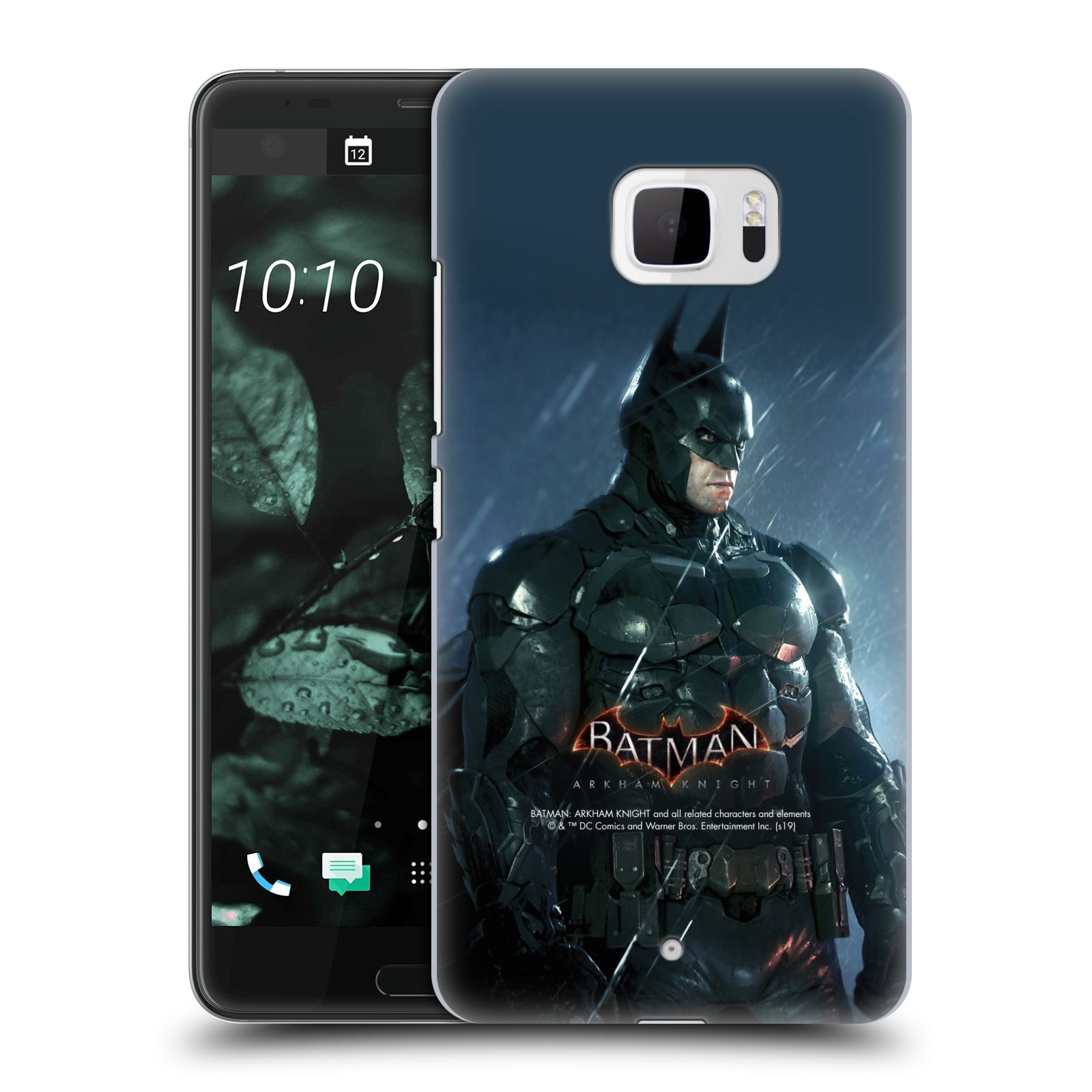 Pouzdro na mobil HTC U Ultra - HEAD CASE - Batman v dešti