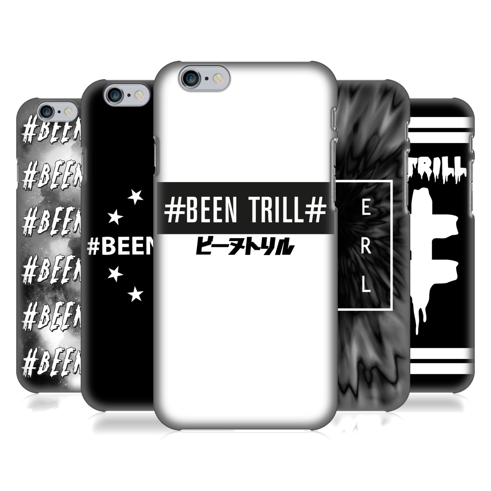 Been Trill Black and White