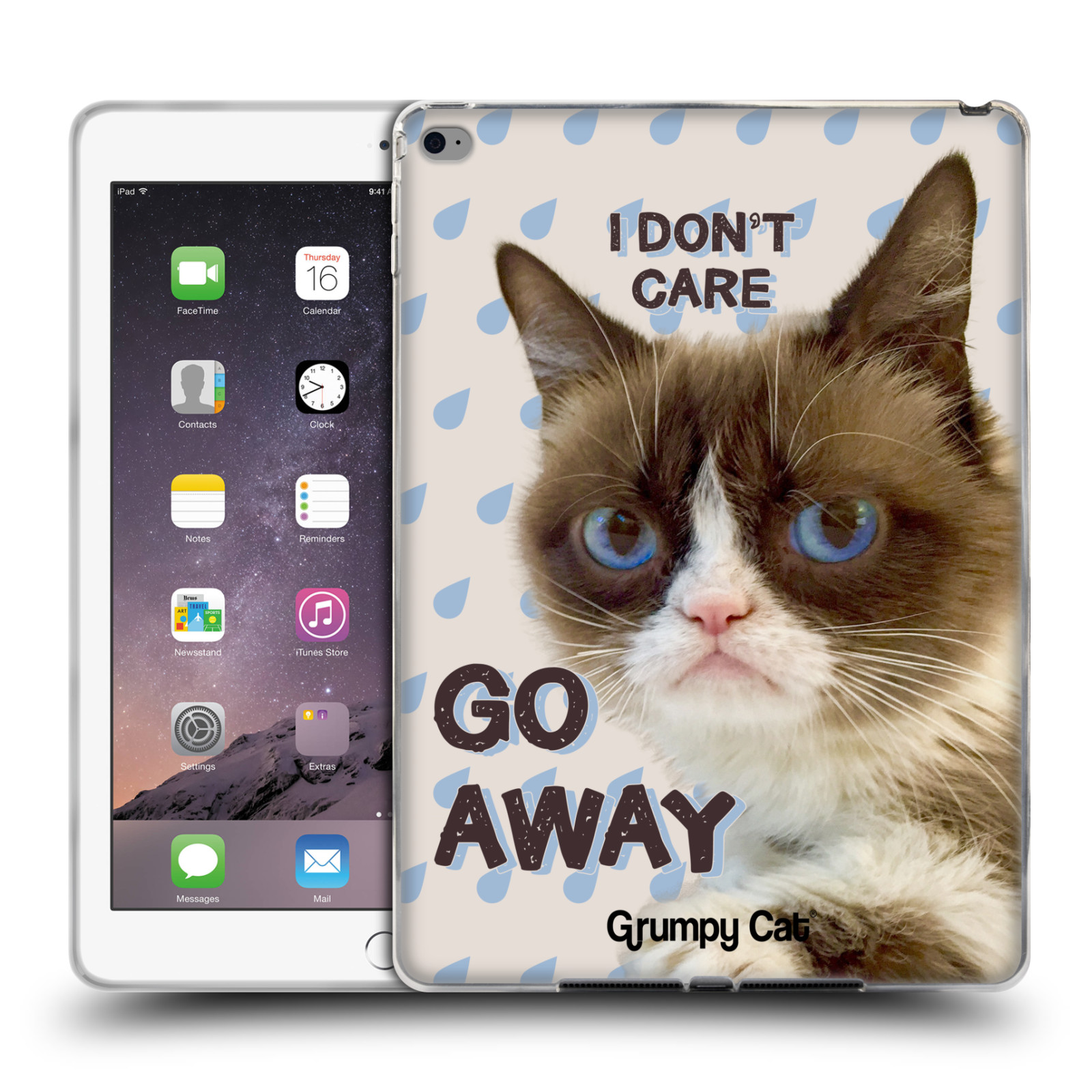 OFFICIAL GRUMPY CAT QUOTES SOFT GEL CASE FOR APPLE SAMSUNG ...