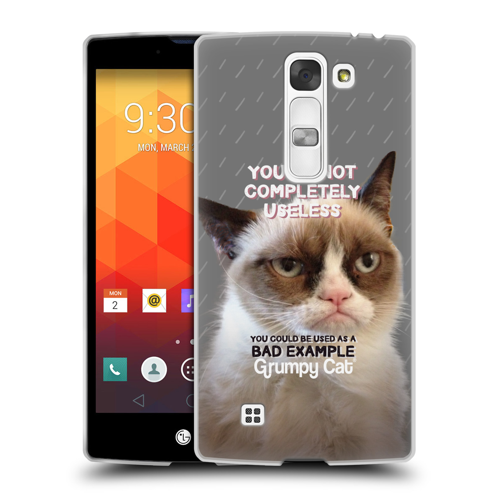 OFFICIAL GRUMPY CAT QUOTES SOFT GEL CASE FOR LG PHONES 2 ...