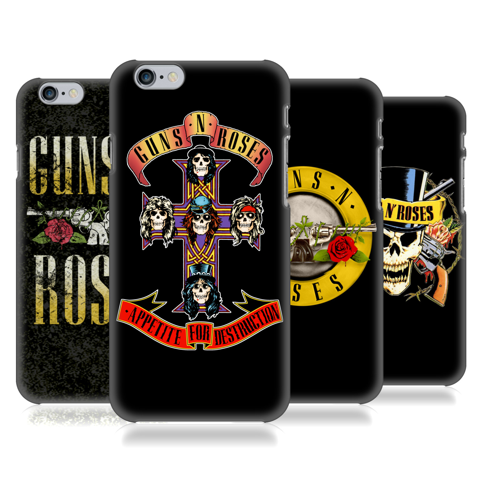 Guns N' Roses Key Art