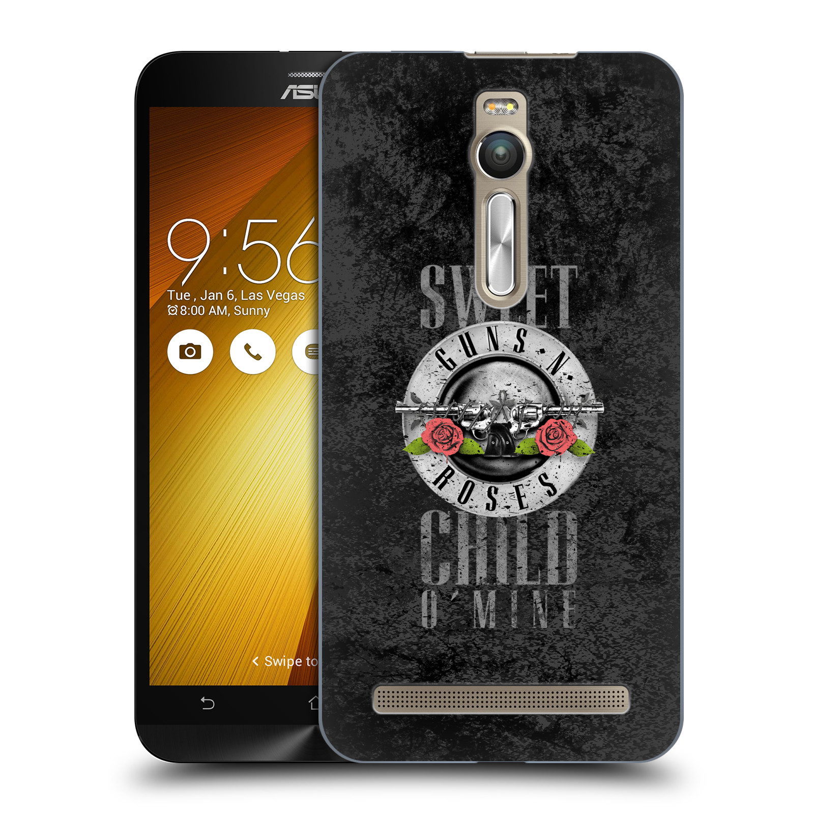 OFFICIAL GUNS N' ROSES VINTAGE HARD BACK CASE FOR ONEPLUS ASUS AMAZON