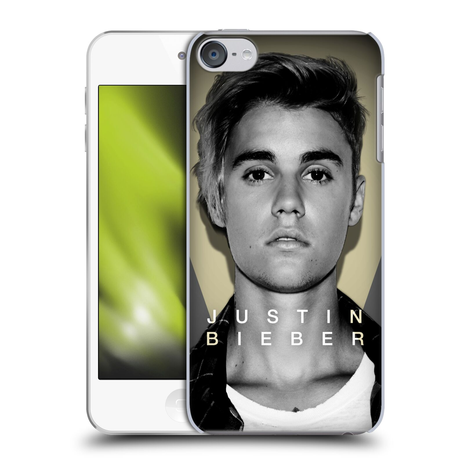 OFFICIAL-JUSTIN-BIEBER-PURPOSE-B-amp-W-HARD-BACK-CASE-FOR-APPLE-iPOD-TOUCH-MP3