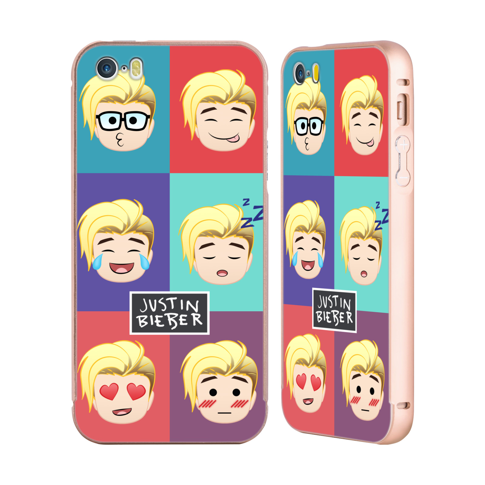 OFFICIAL-JUSTIN-BIEBER-JUSTMOJIS-GOLD-BUMPER-SLIDER-CASE-FOR-APPLE-iPHONE-PHONES