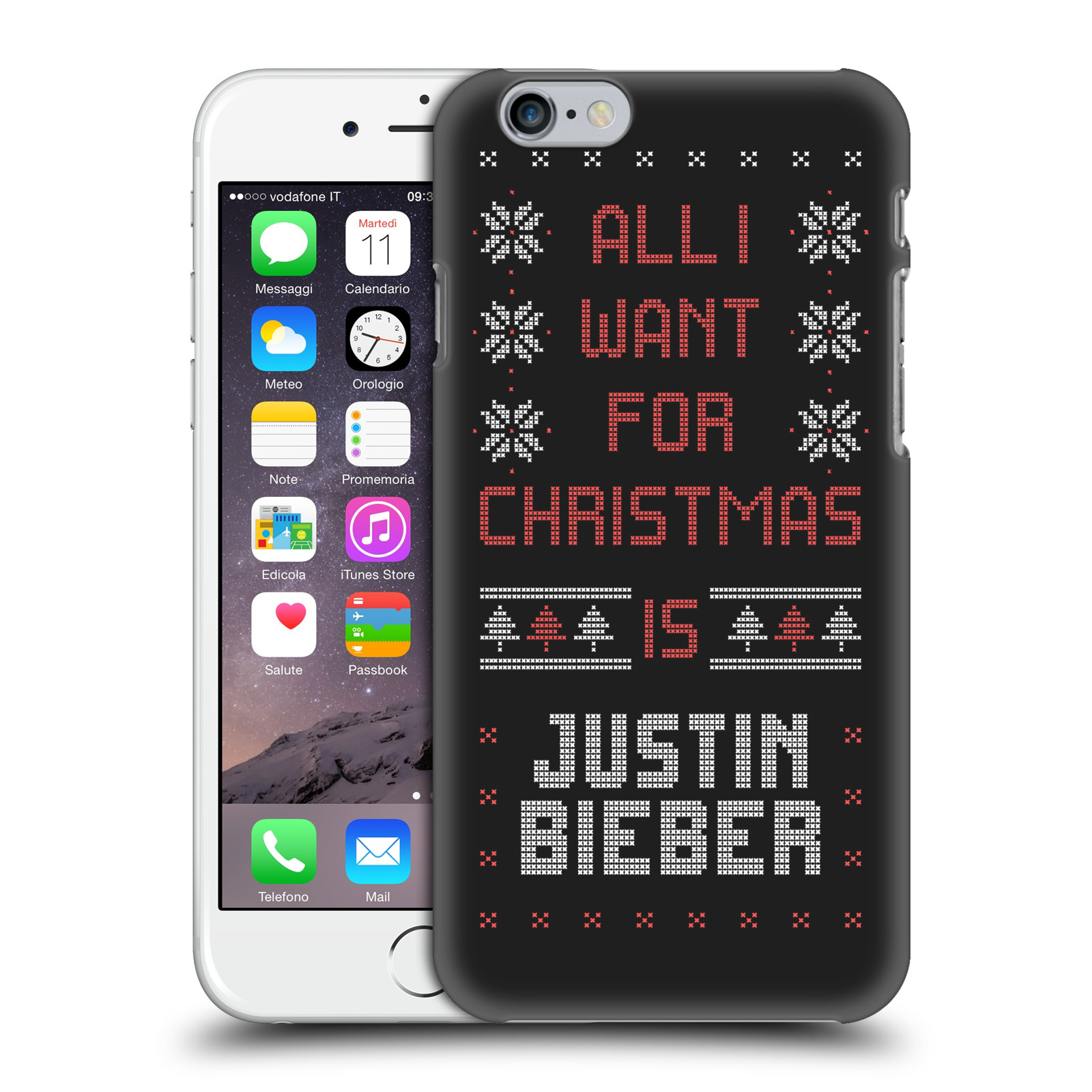 OFFICIAL-JUSTIN-BIEBER-KNITTED-CHRISTMAS-HARD-BACK-CASE-FOR-APPLE-iPHONE-PHONES