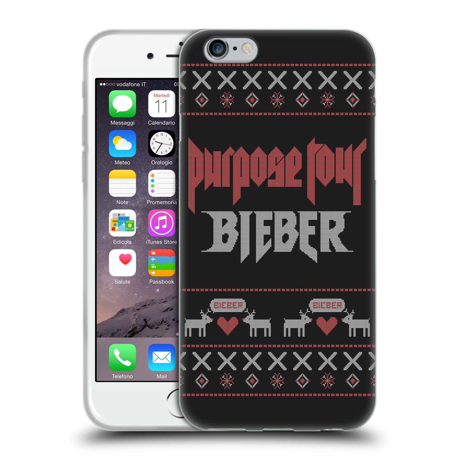 OFFICIAL-JUSTIN-BIEBER-KNITTED-CHRISTMAS-SOFT-GEL-CASE-FOR-APPLE-iPHONE-PHONES