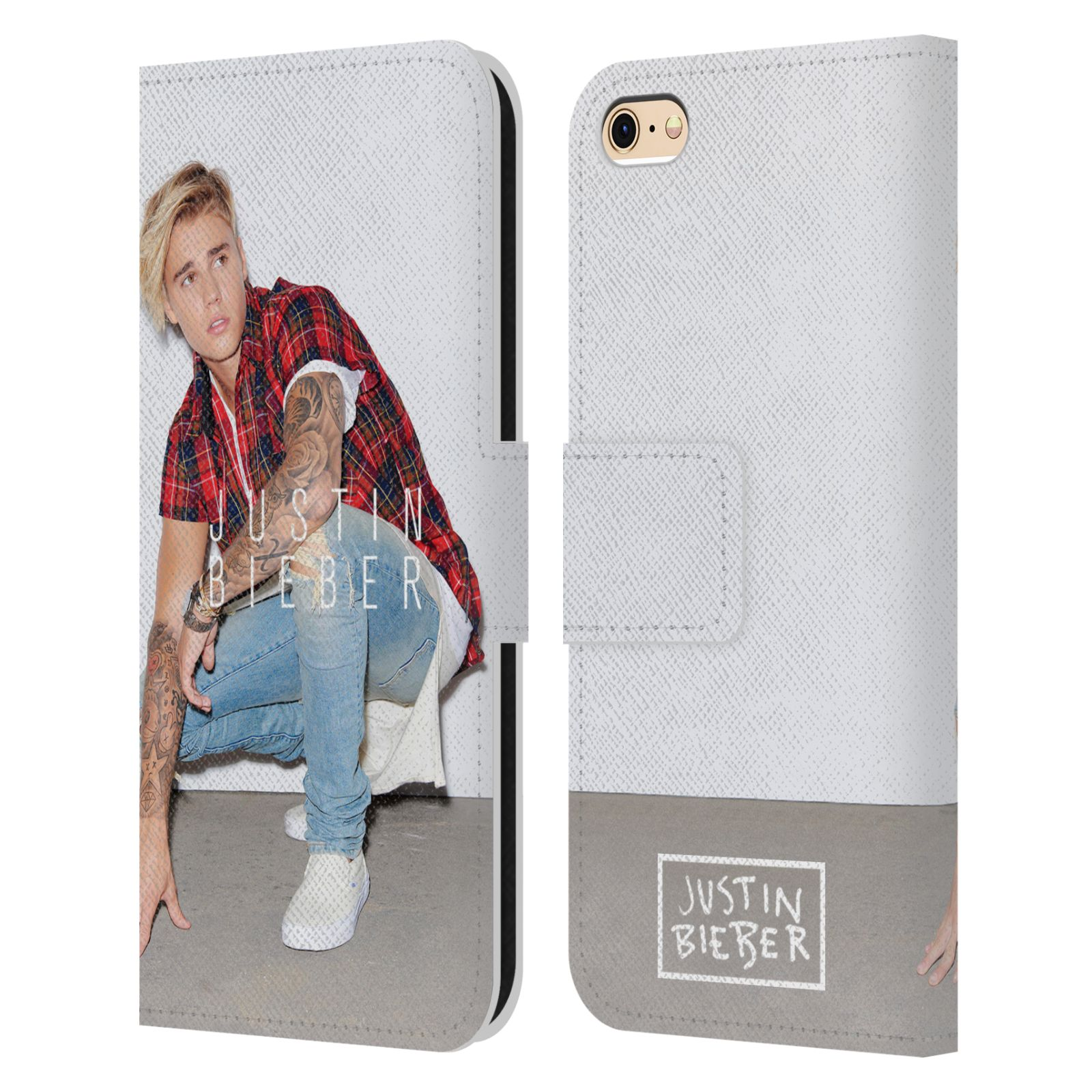 OFFICIAL-JUSTIN-BIEBER-KEY-ART-LEATHER-BOOK-WALLET-CASE-FOR-APPLE-iPHONE-PHONES