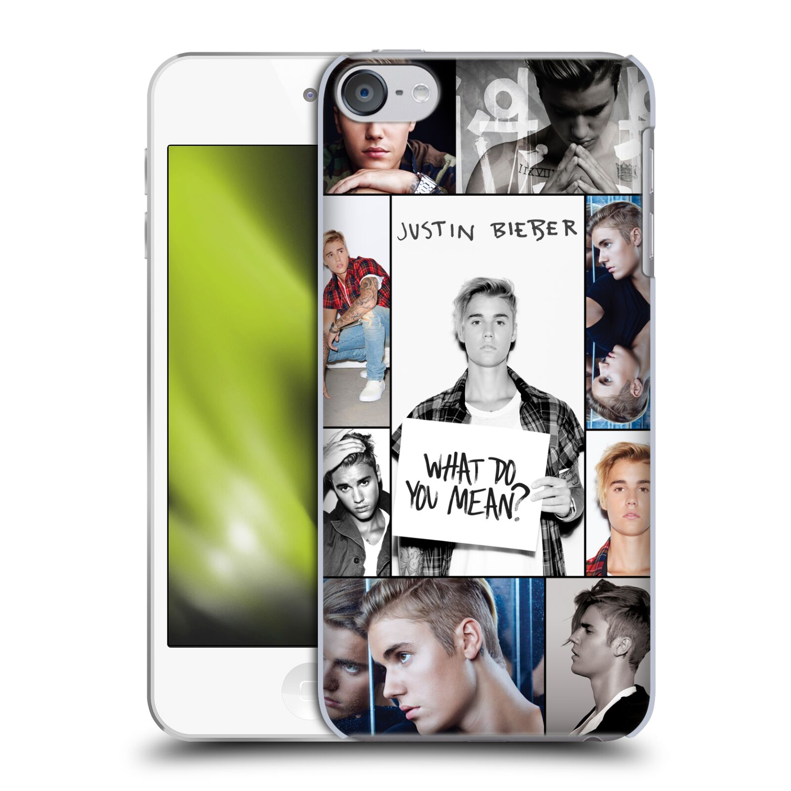OFFICIAL-JUSTIN-BIEBER-KEY-ART-HARD-BACK-CASE-FOR-APPLE-iPOD-TOUCH-MP3