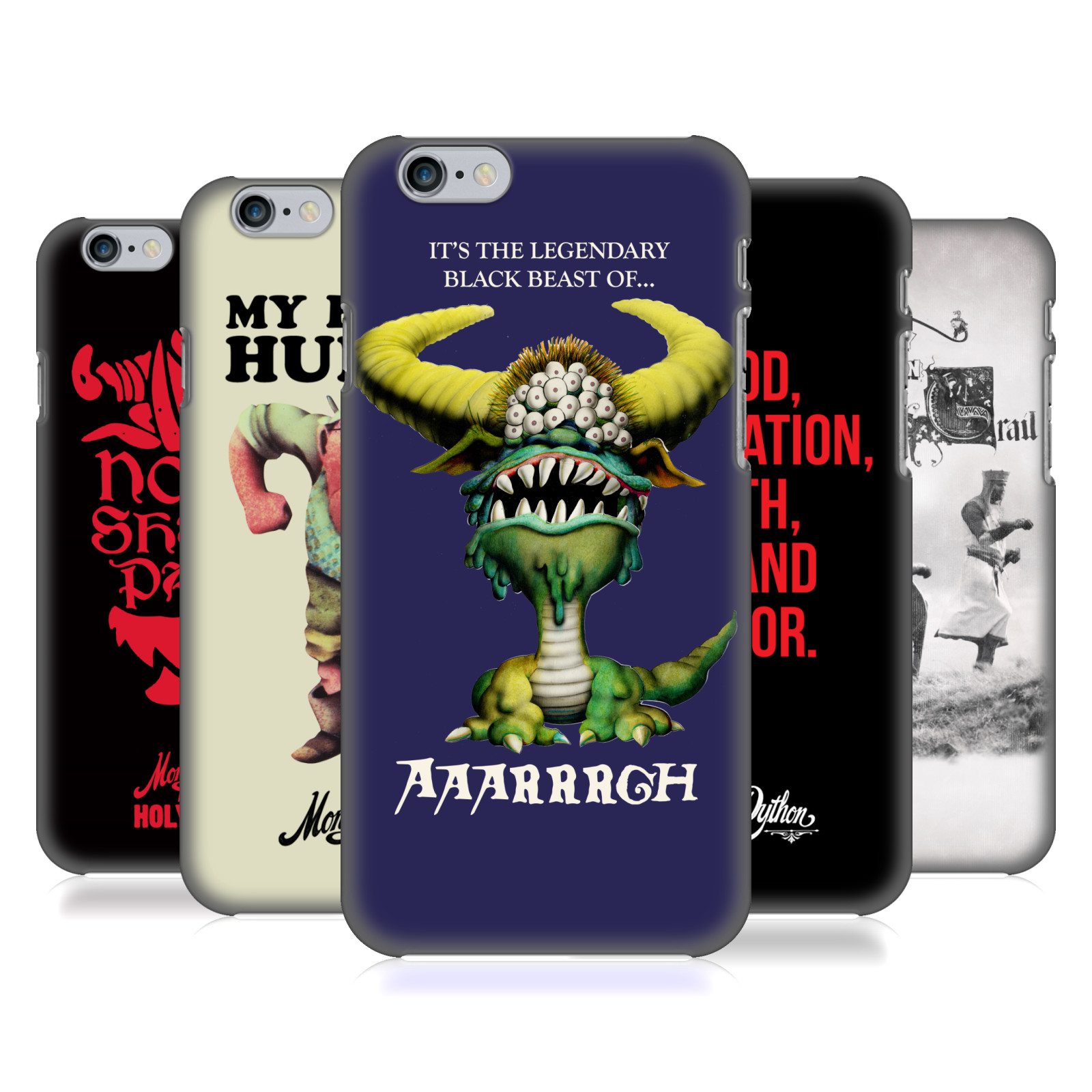 Monty Python Phone and Tablet cases
