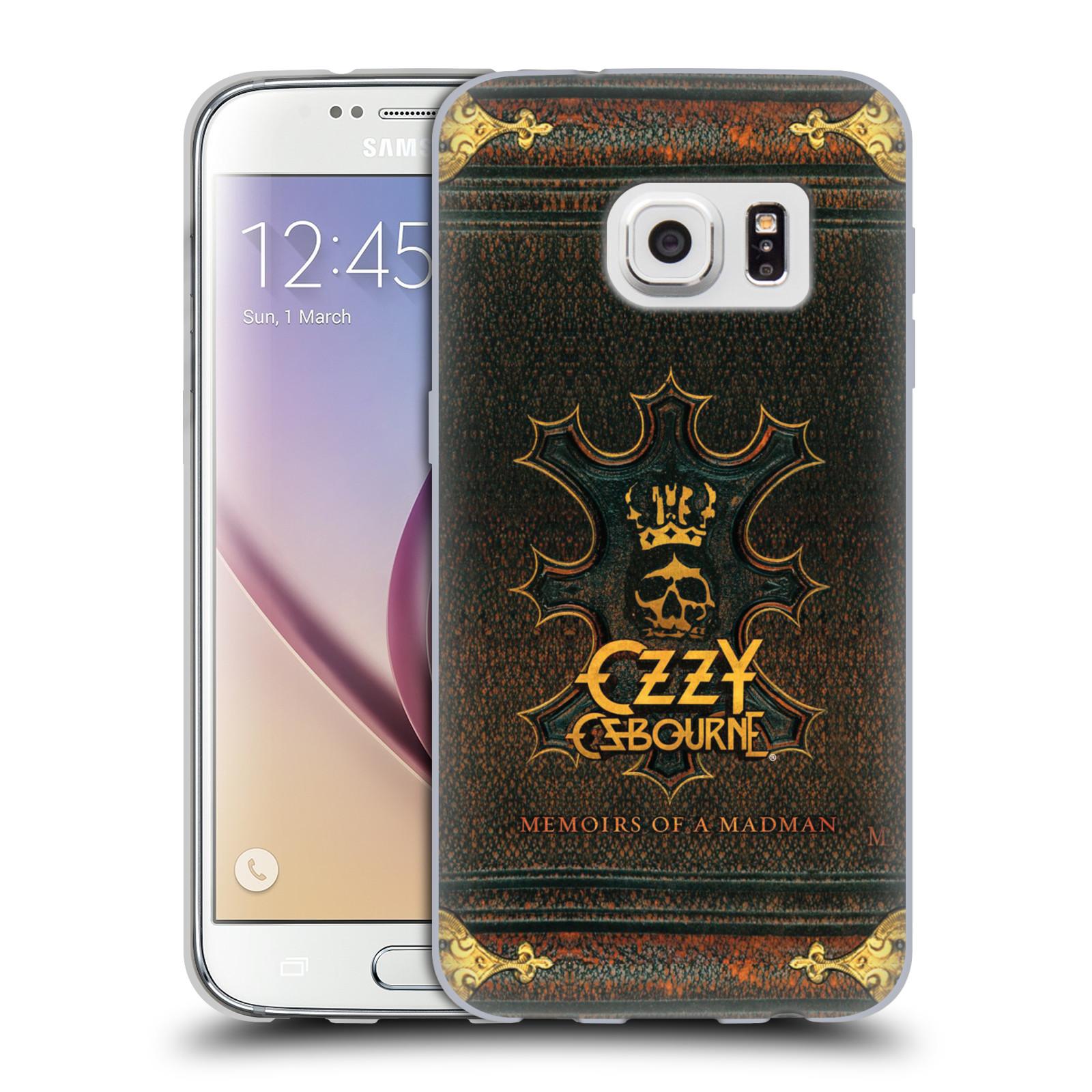 HEAD CASE silikonový obal na mobil Samsung Galaxy S7 zpěvák Ozzy Osbourne koruna