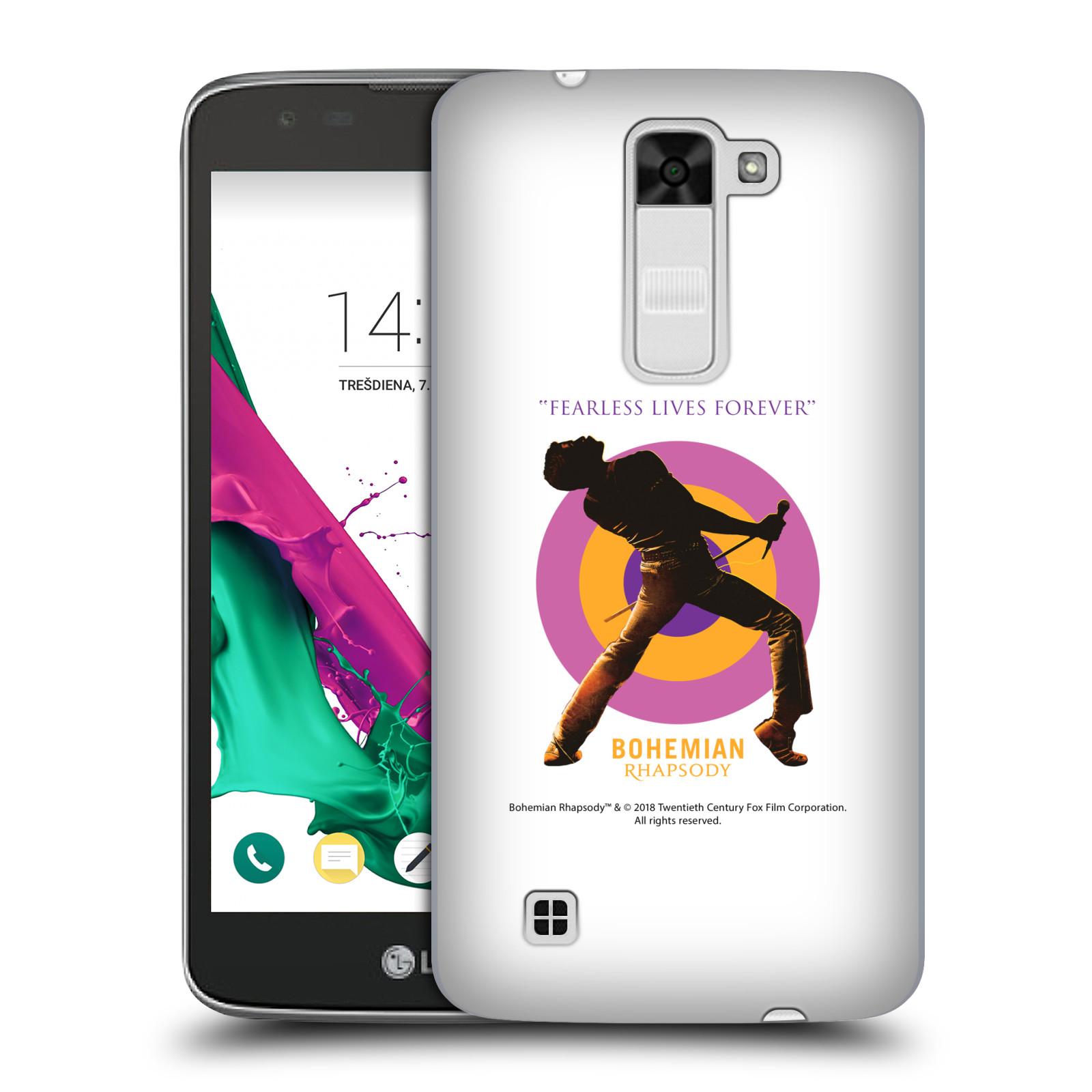Pouzdro na mobil LG K7 Filmový motiv Bohemian Rhapsody Queen silueta